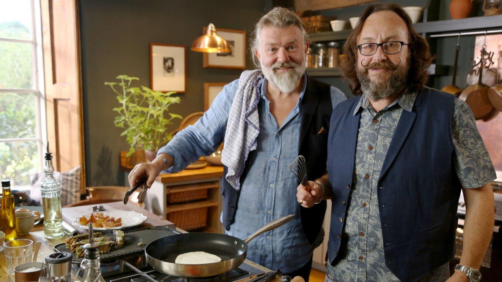 Two Hairy' Bikers - Comfort Food