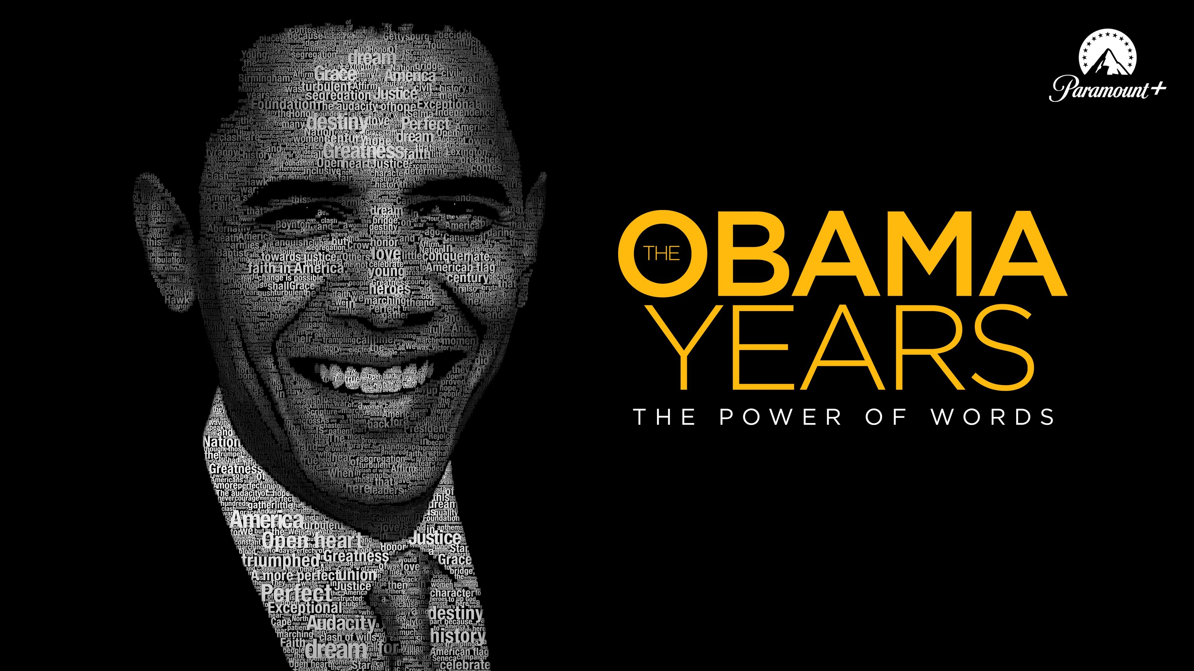 The Obama Years: The Power of Words