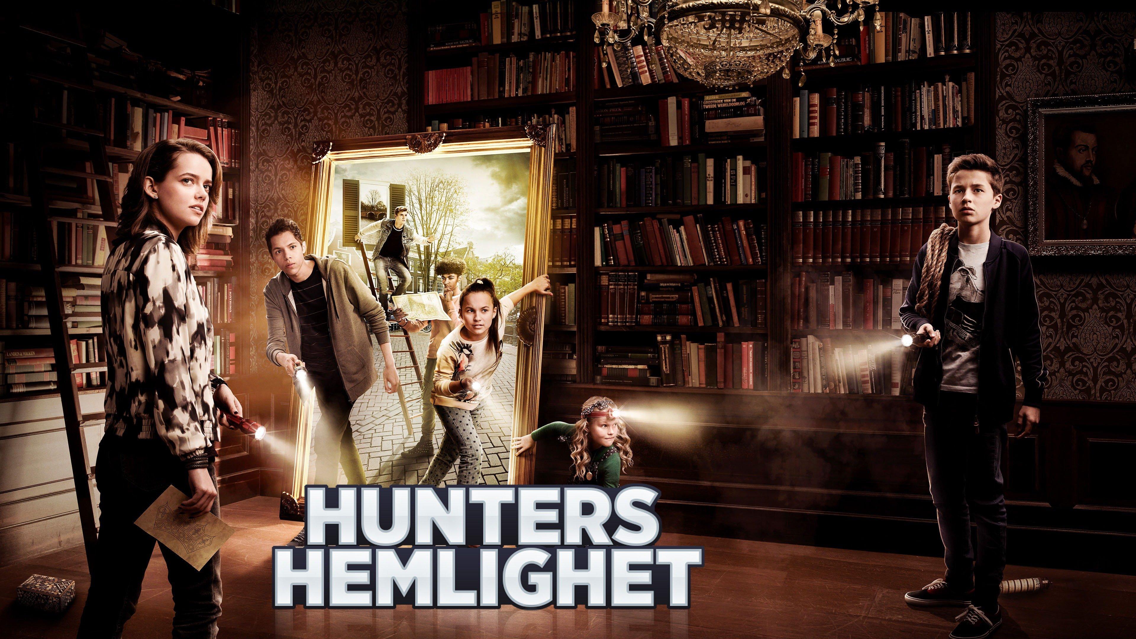 Hunters hemlighet