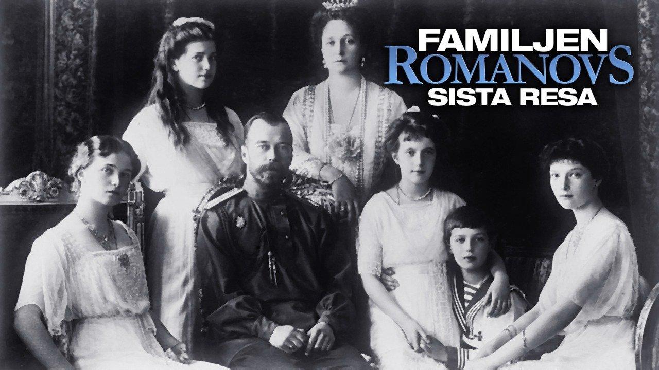 Familjen Romanovs sista resa