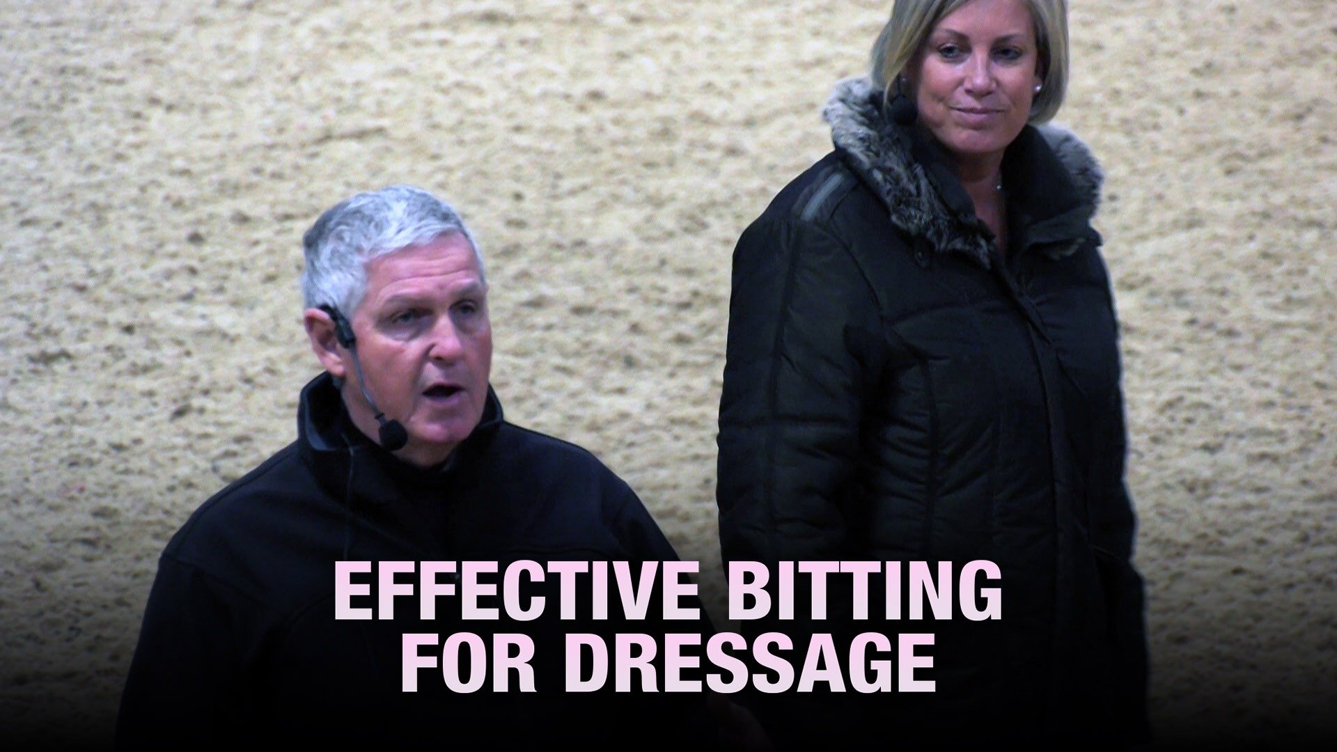 Effective Bitting for Dressage