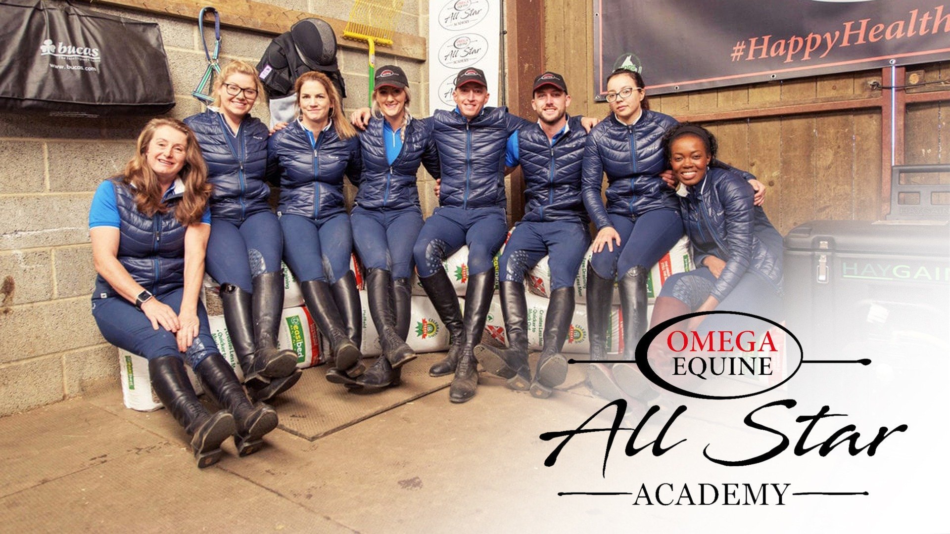 Omega Equine All Star Academy