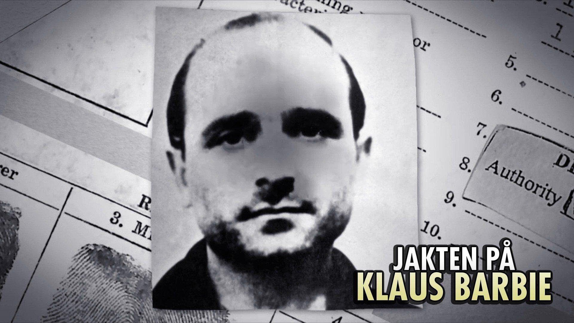 Jakten på Klaus Barbie
