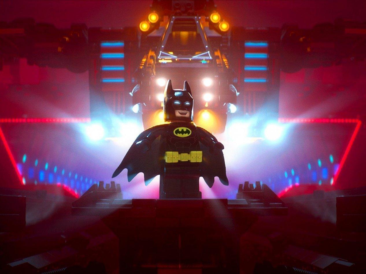 The LEGO Batman Movie - sv.tal