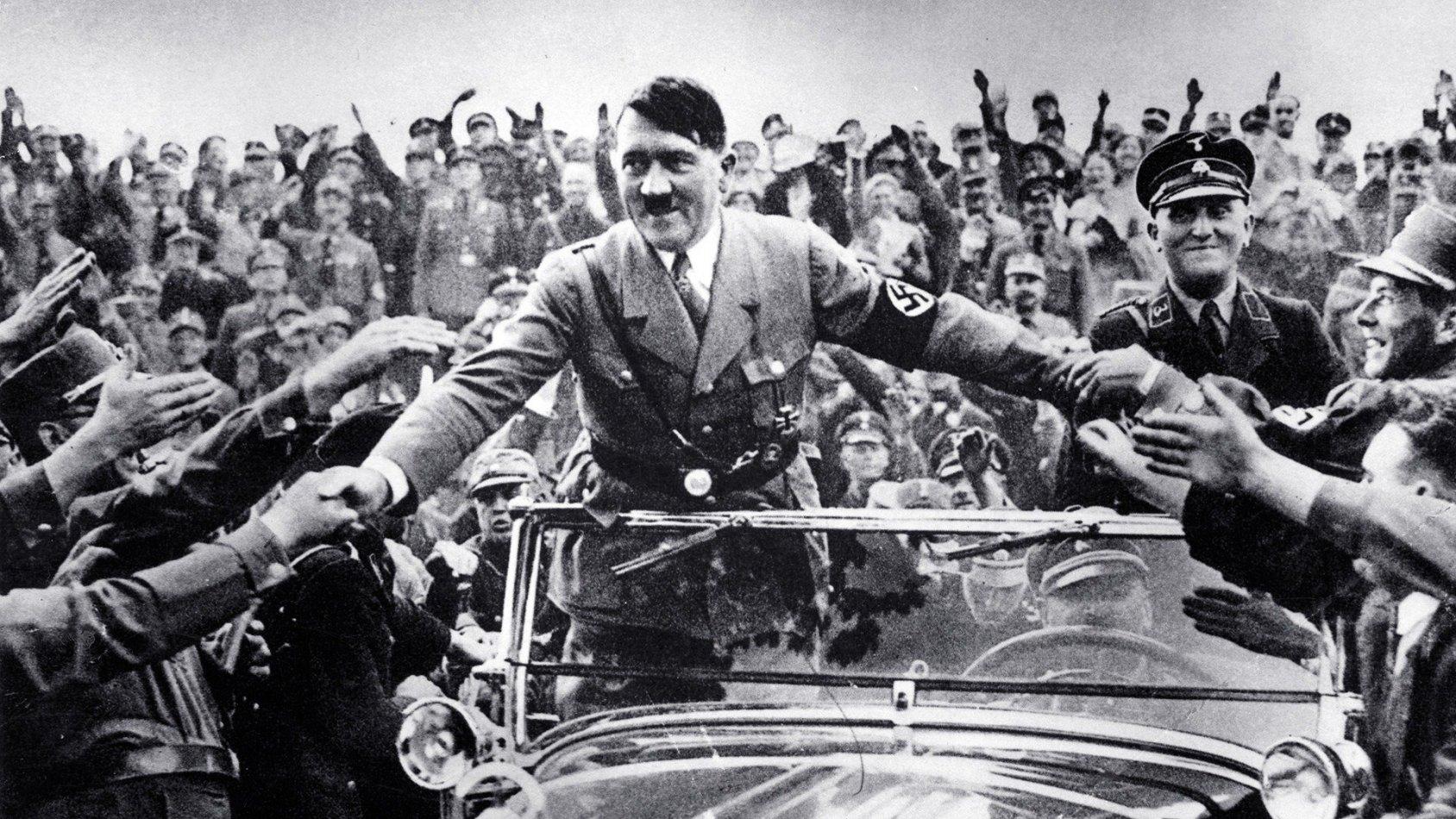 Nazisterna och det övernaturliga