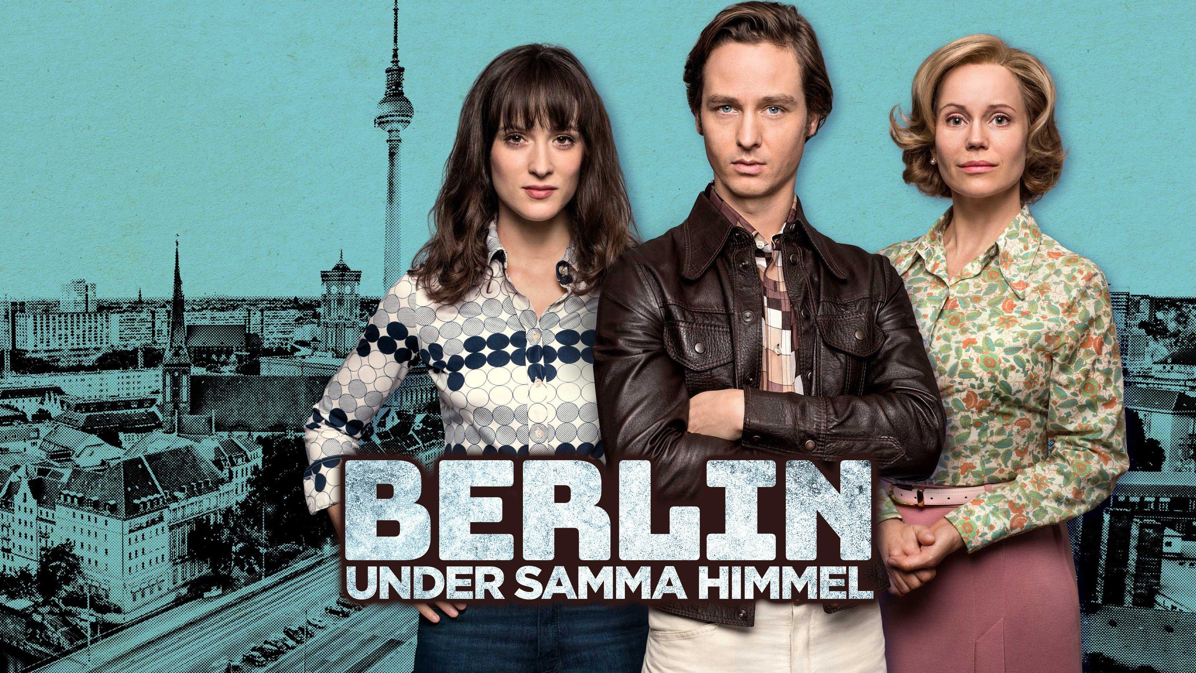 Berlin - under samma himmel