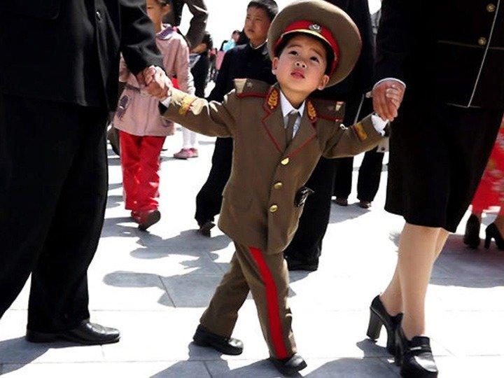 My Way i Pyongyang