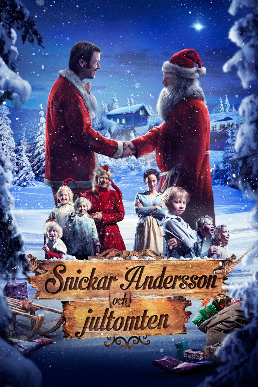 Snickar Andersson och jultomten