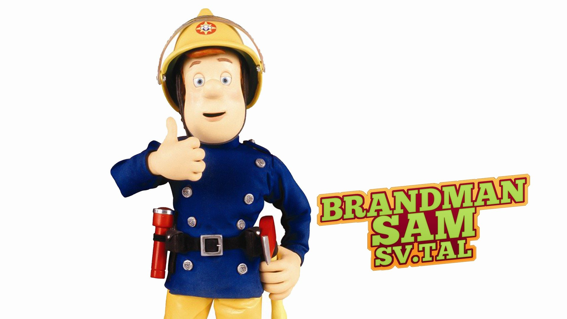 Brandman Sam - sv.tal