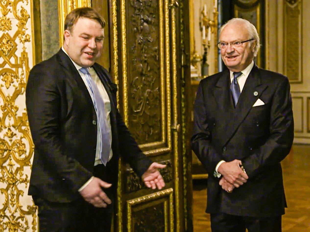 Kungliga TV-Magasinet