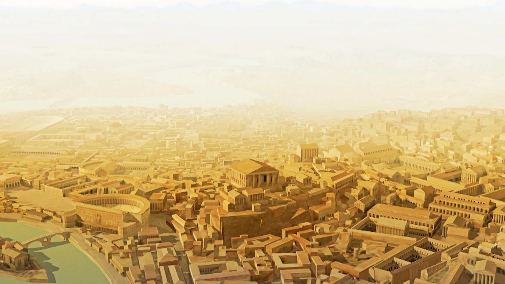 Rebuilding Ancient Rome