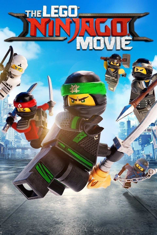 The LEGO NINJAGO Movie - sv.tal