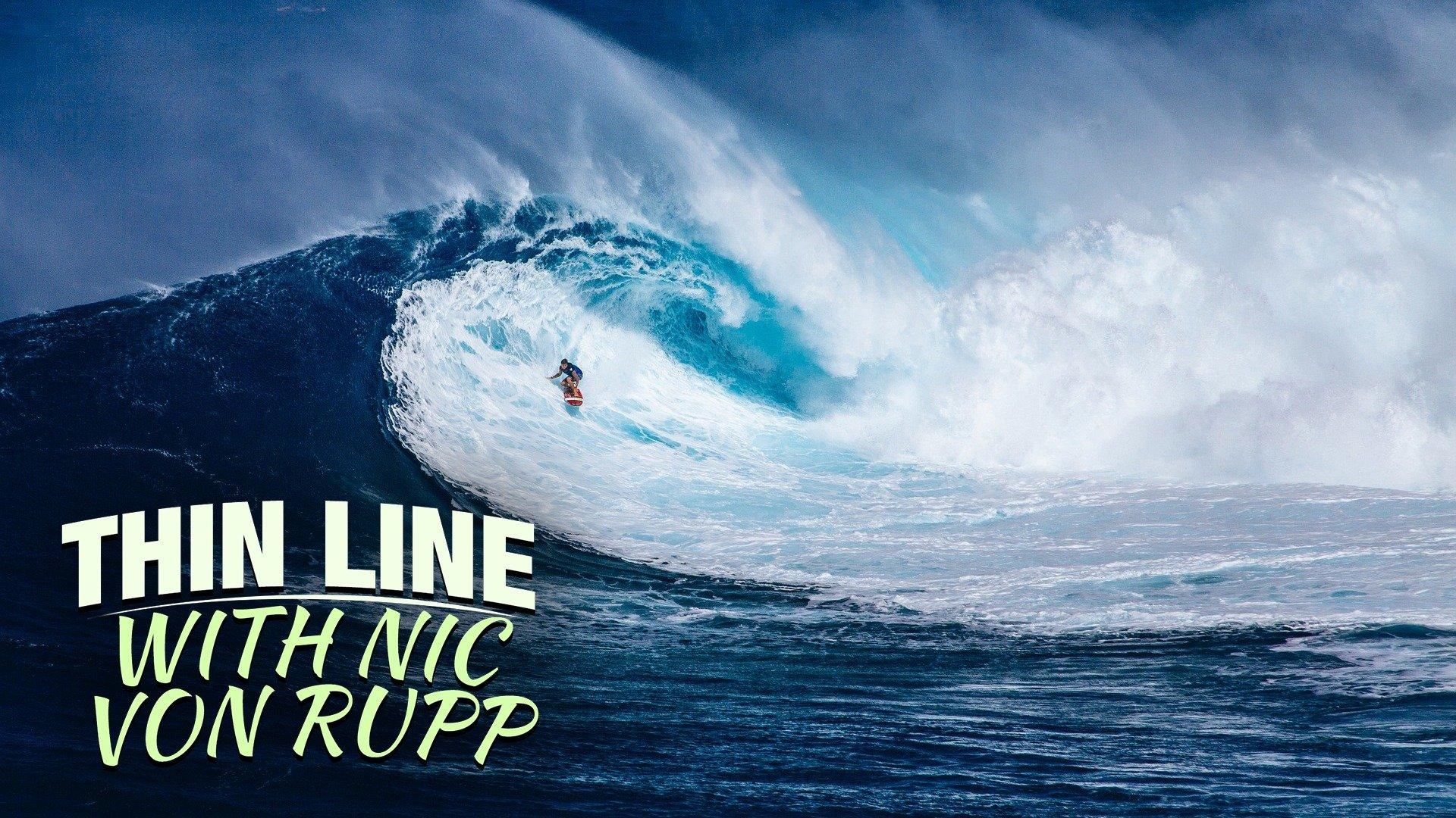 Thin Line with Nic von Rupp