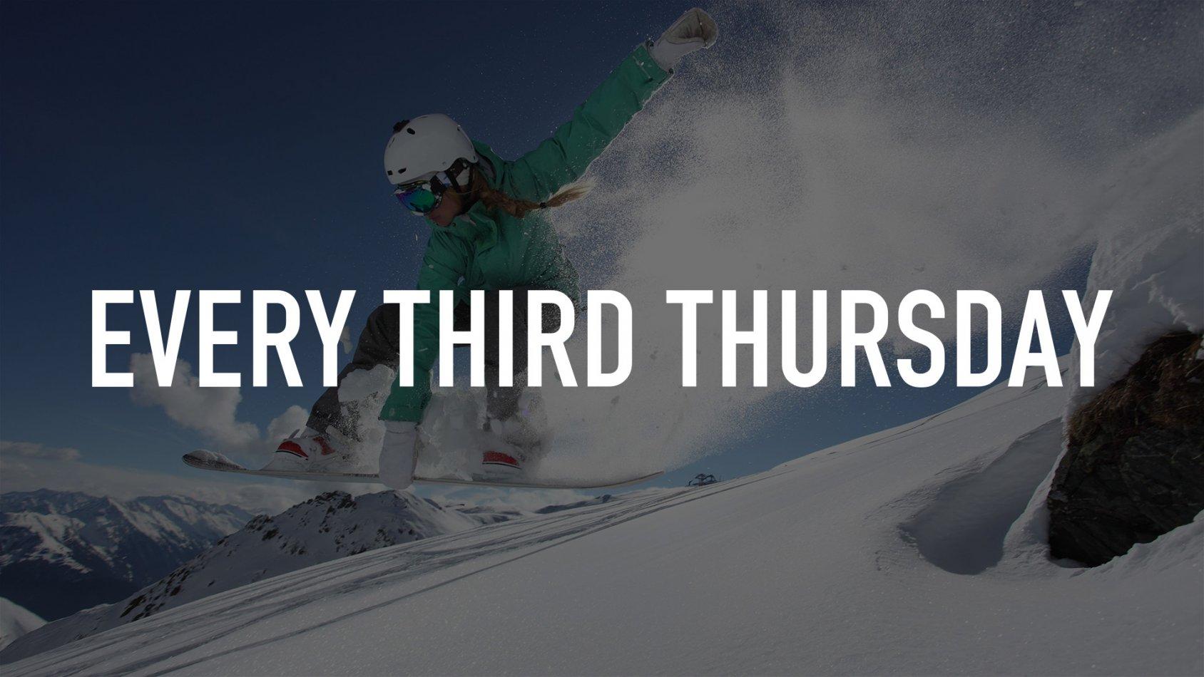 Every Third Thursday