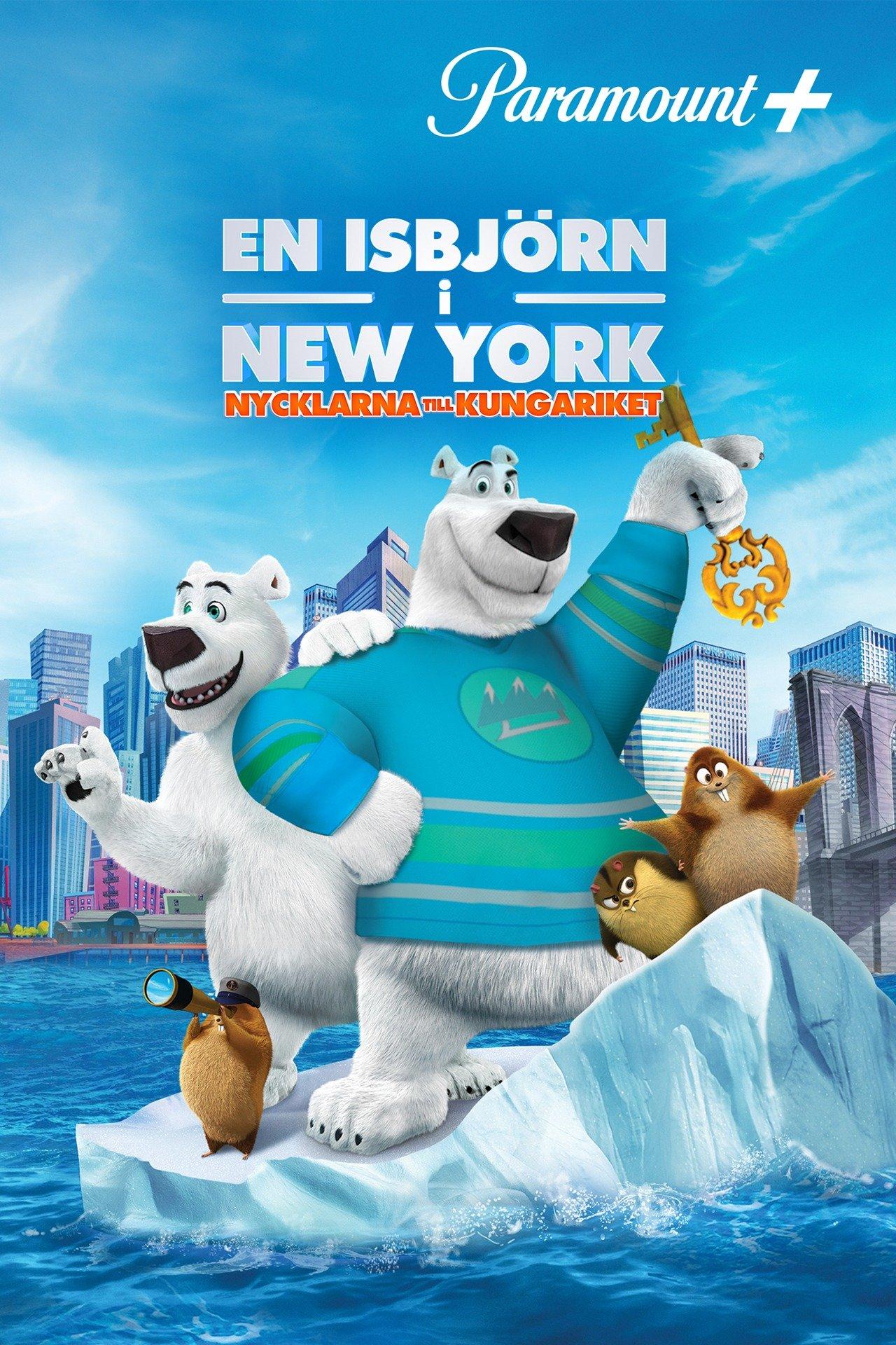 En Isbjörn i New York - Nycklarna till kungariket