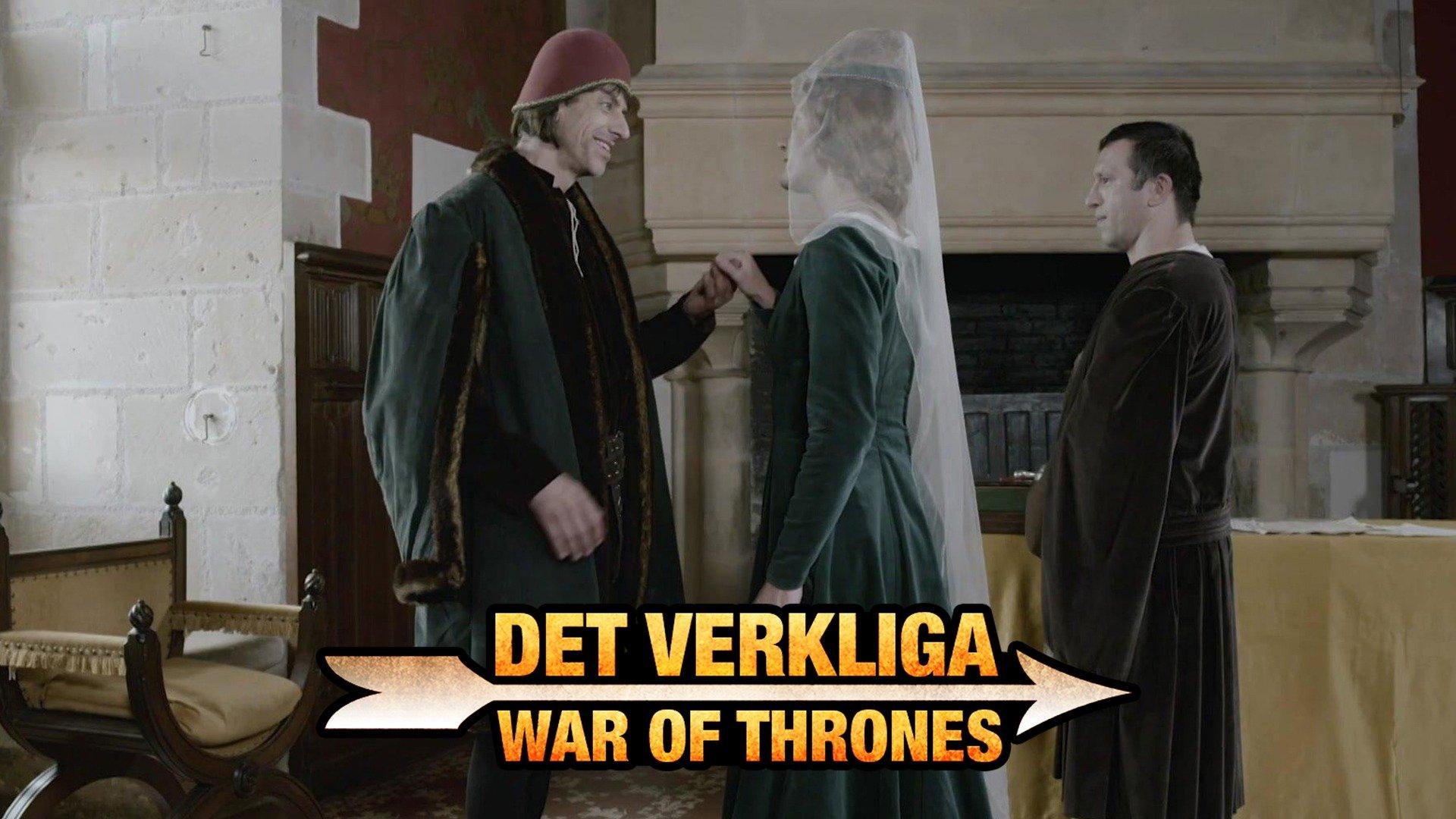Det verkliga War of Thrones