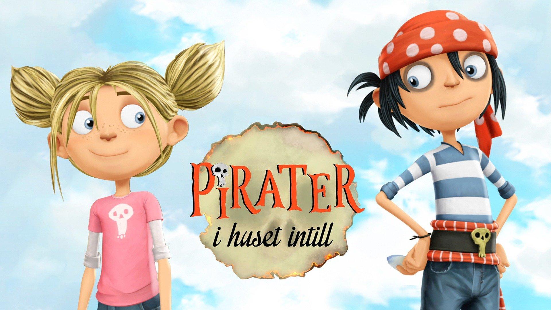 Pirater i huset intill