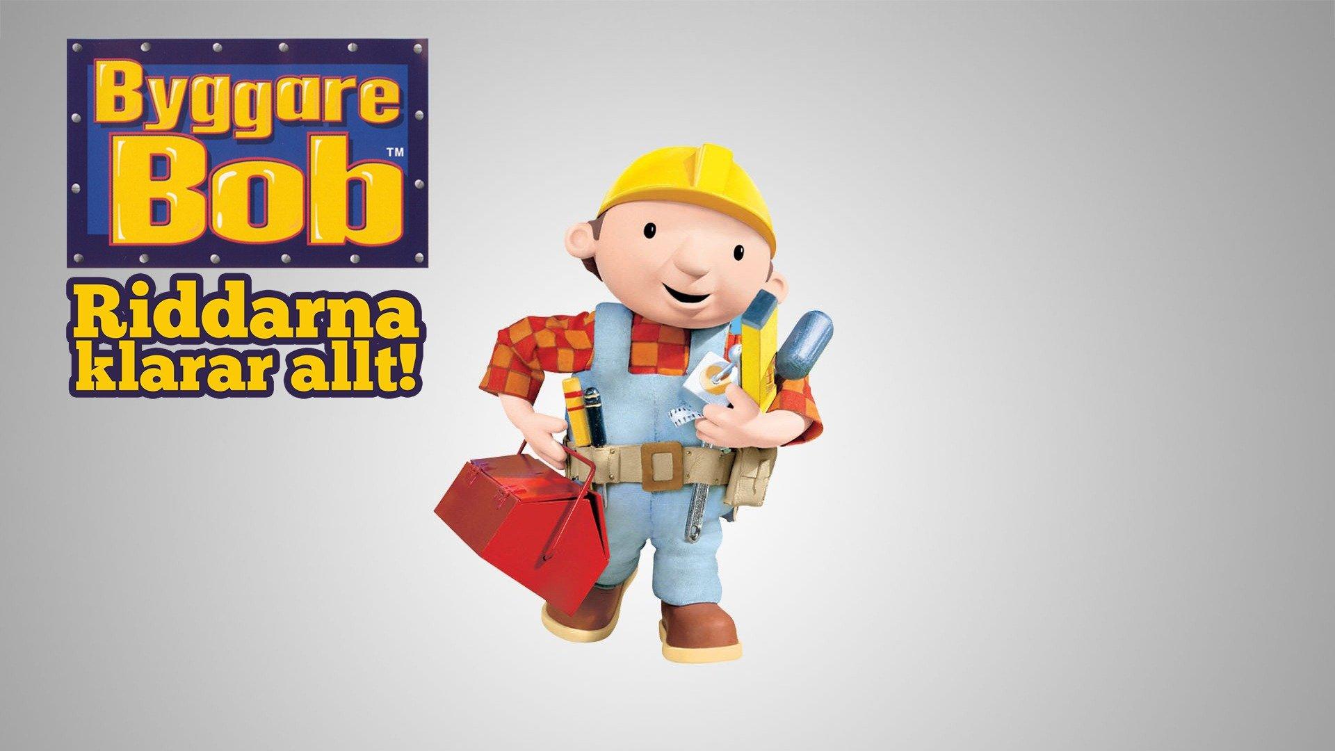 Byggare Bob - Riddarna klarar allt! - sv.tal