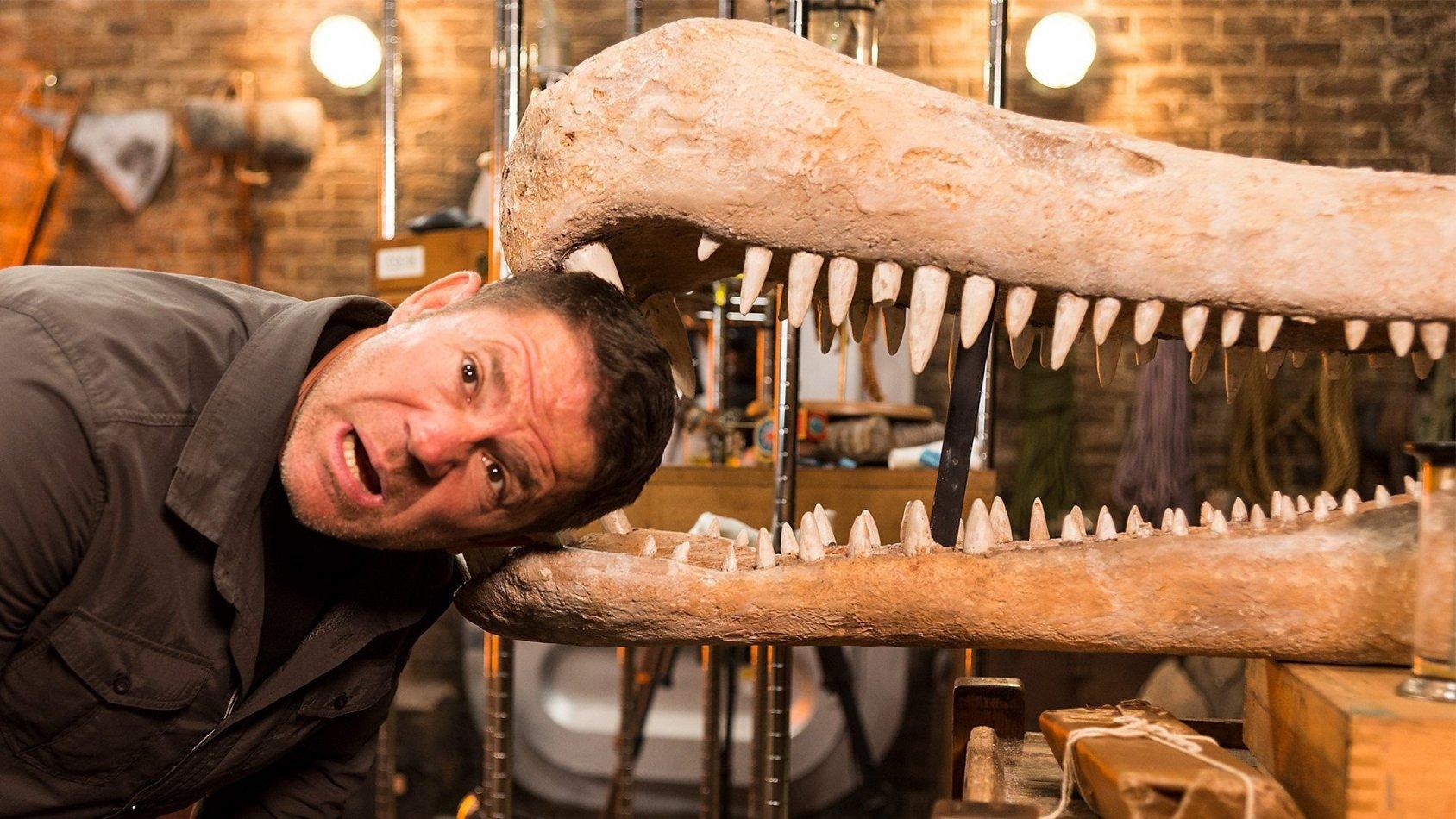 Deadly Dinosaurs with Steve Backshall