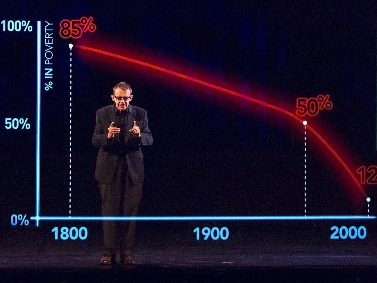 Ingen panik - sanningen om befolkningstillväxten