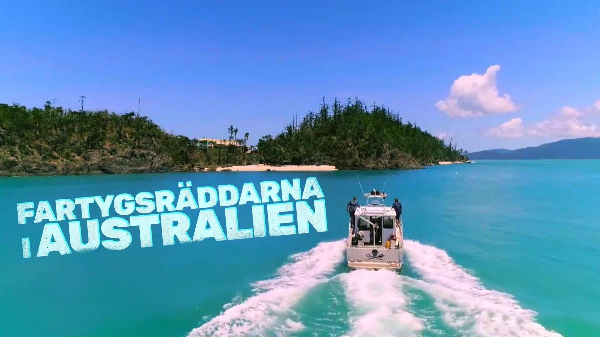 Fartygsräddarna i Australien