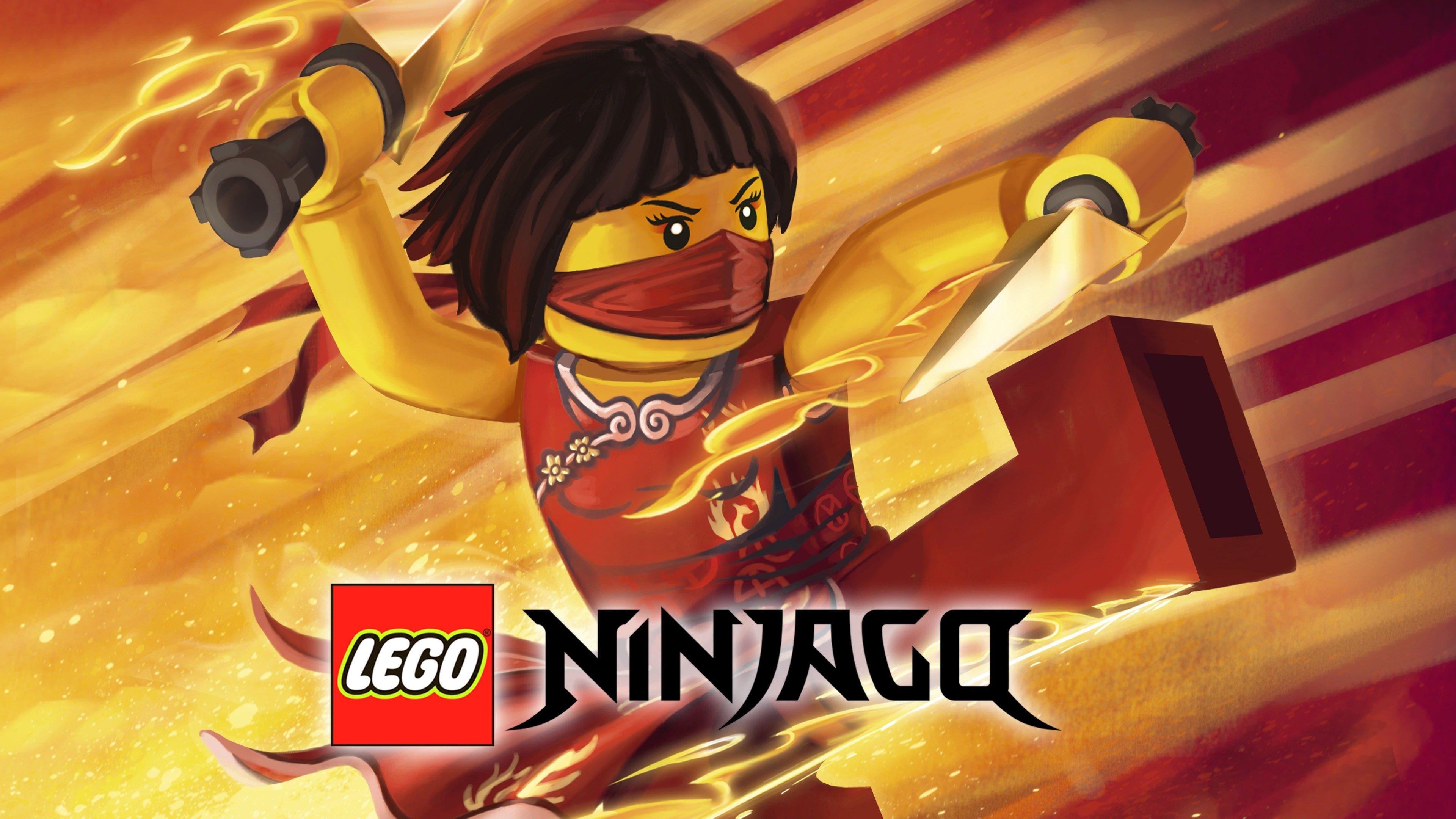 Ninjago: Spinjitzumästarna