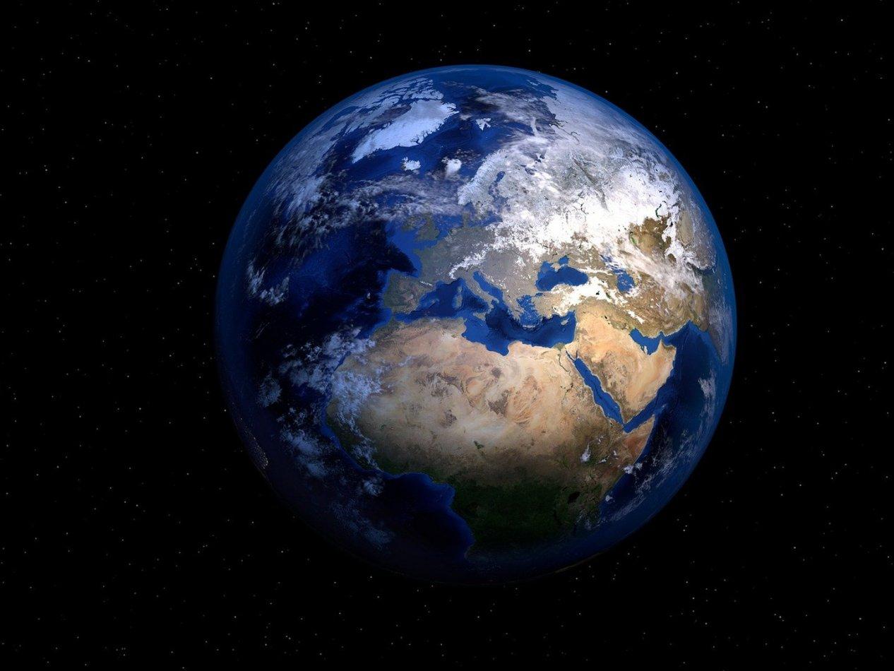 Jorden om 1 000 år