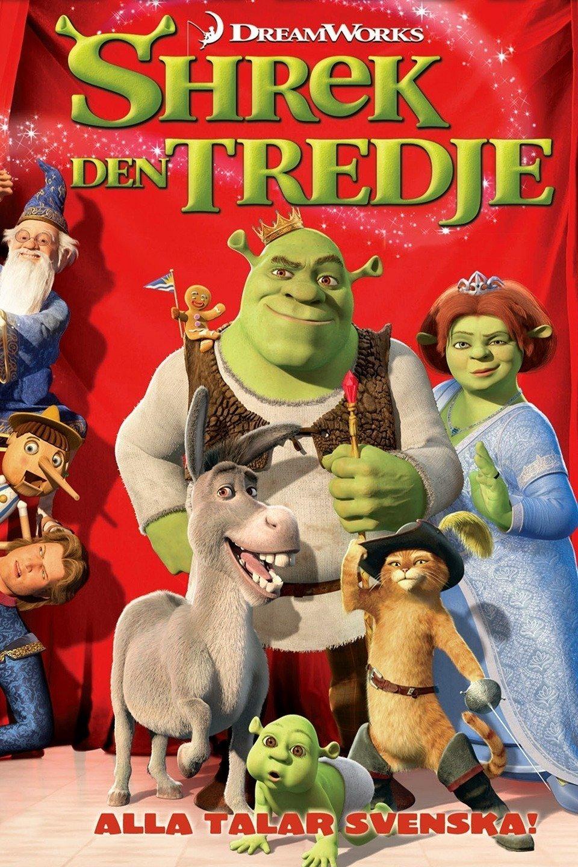 Shrek den tredje