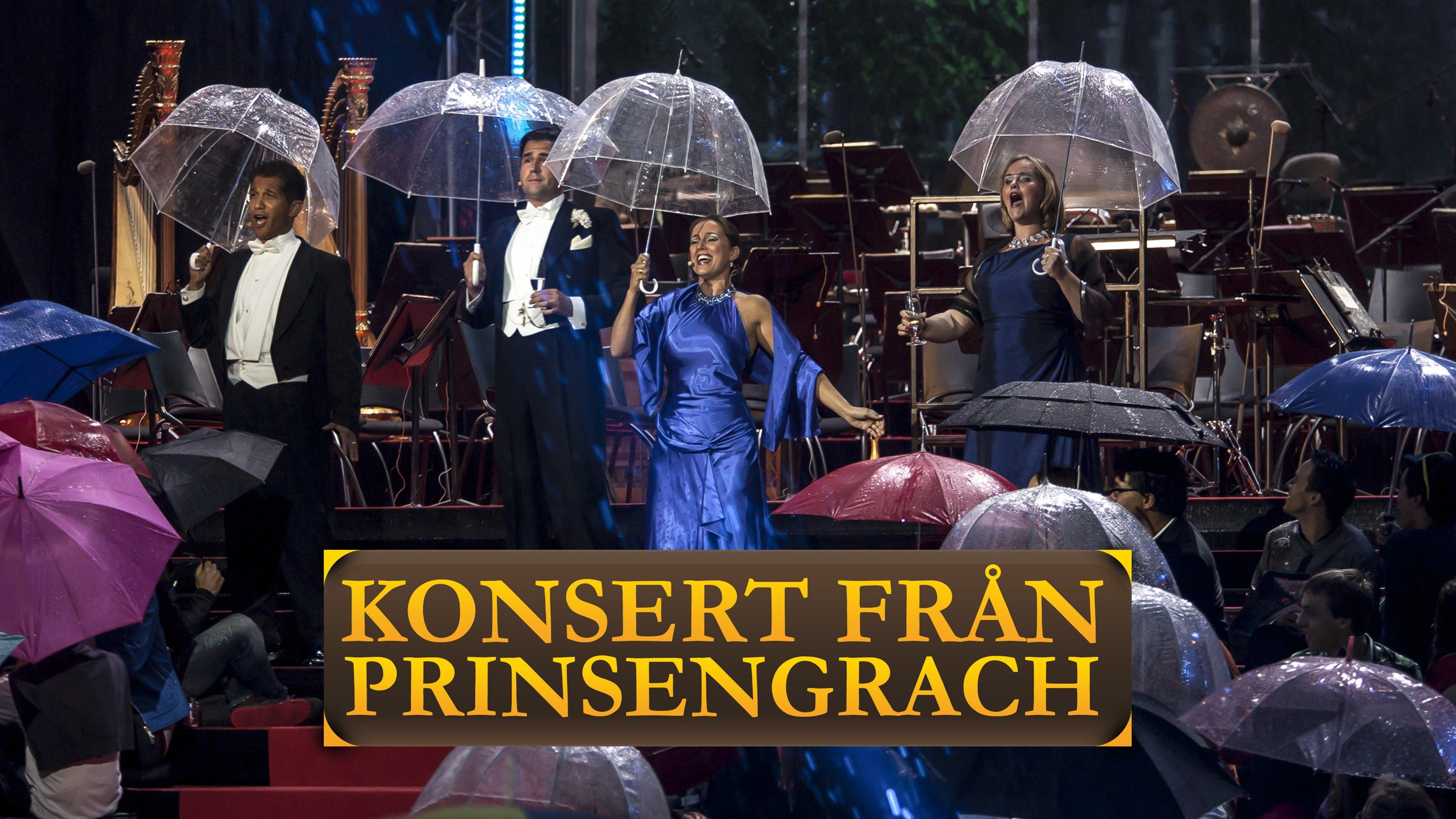 Konsert från Prinsengracht