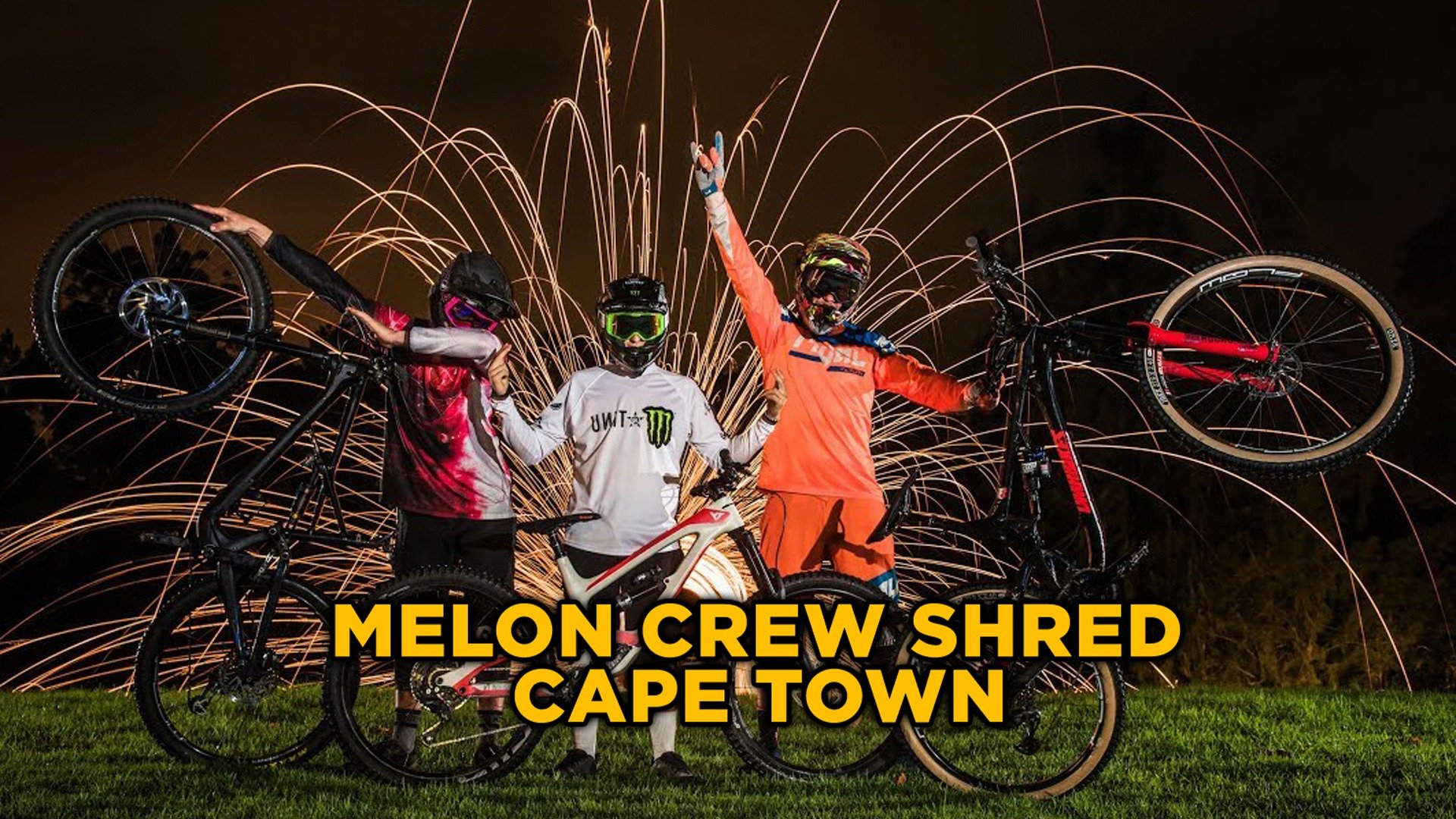 Melon Crew Shred Cape Town