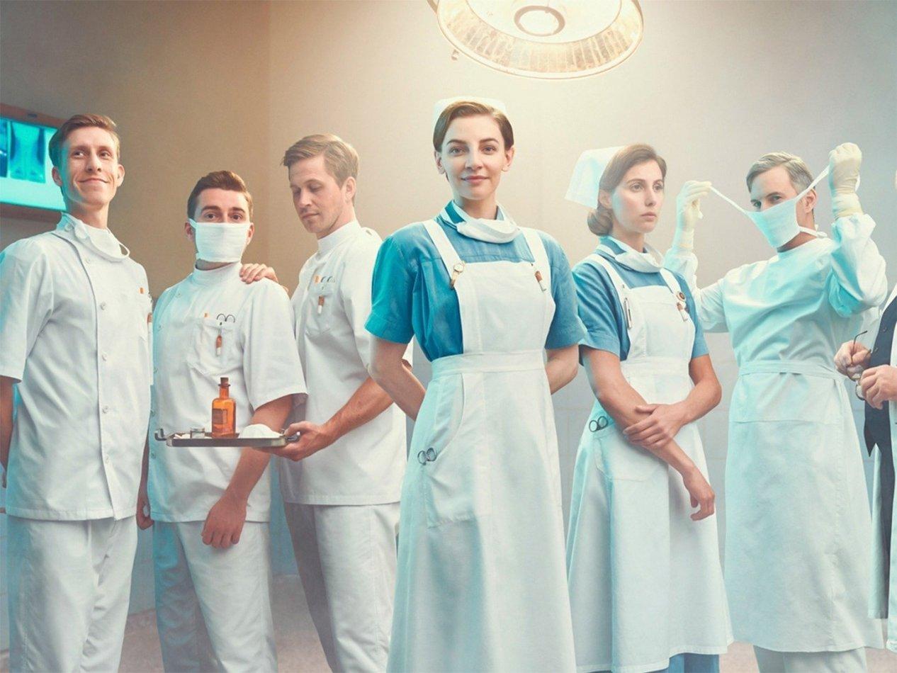 Sjuksystrarna på Fredenslund