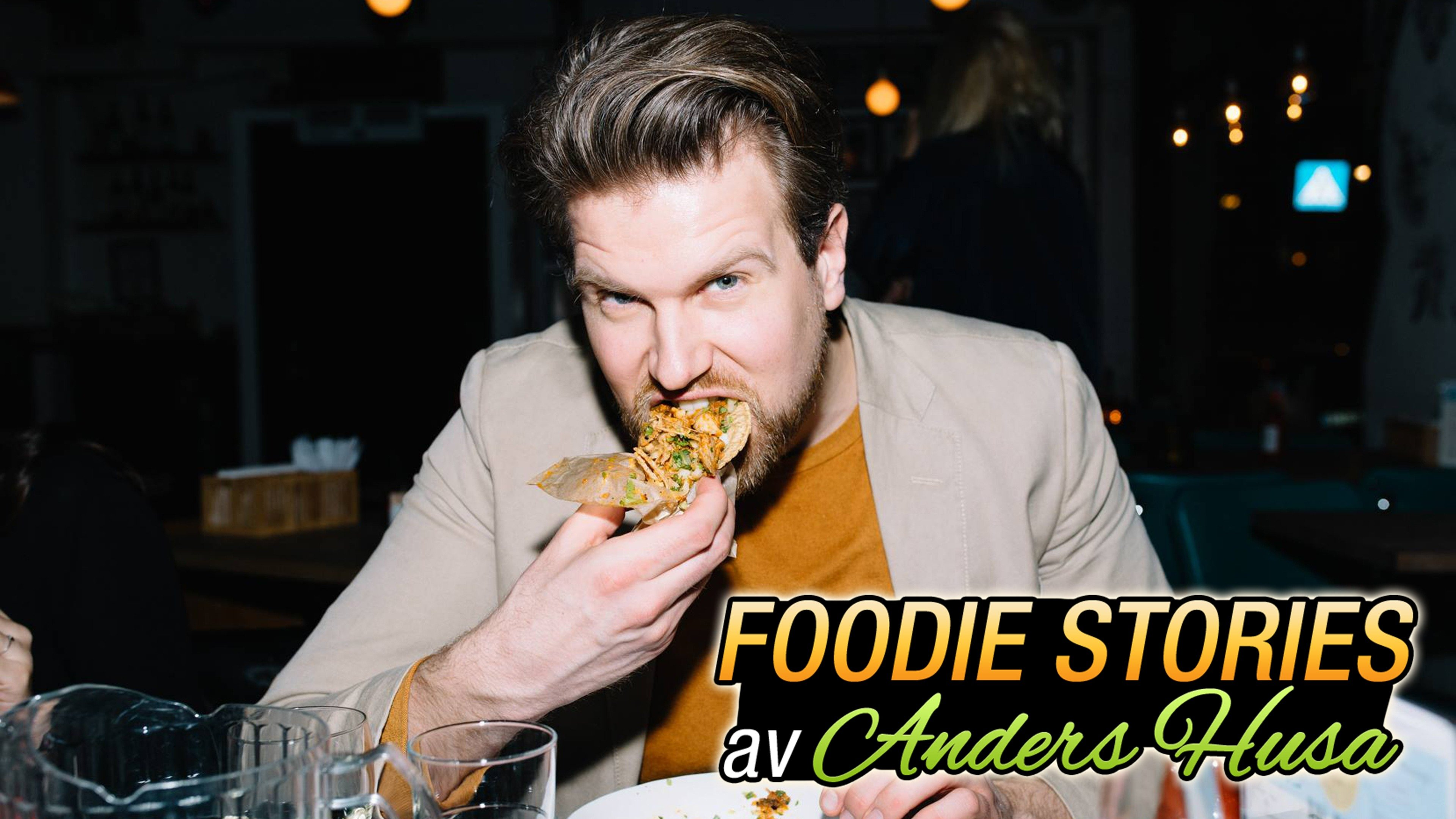 Foodie Stories av Anders Husa