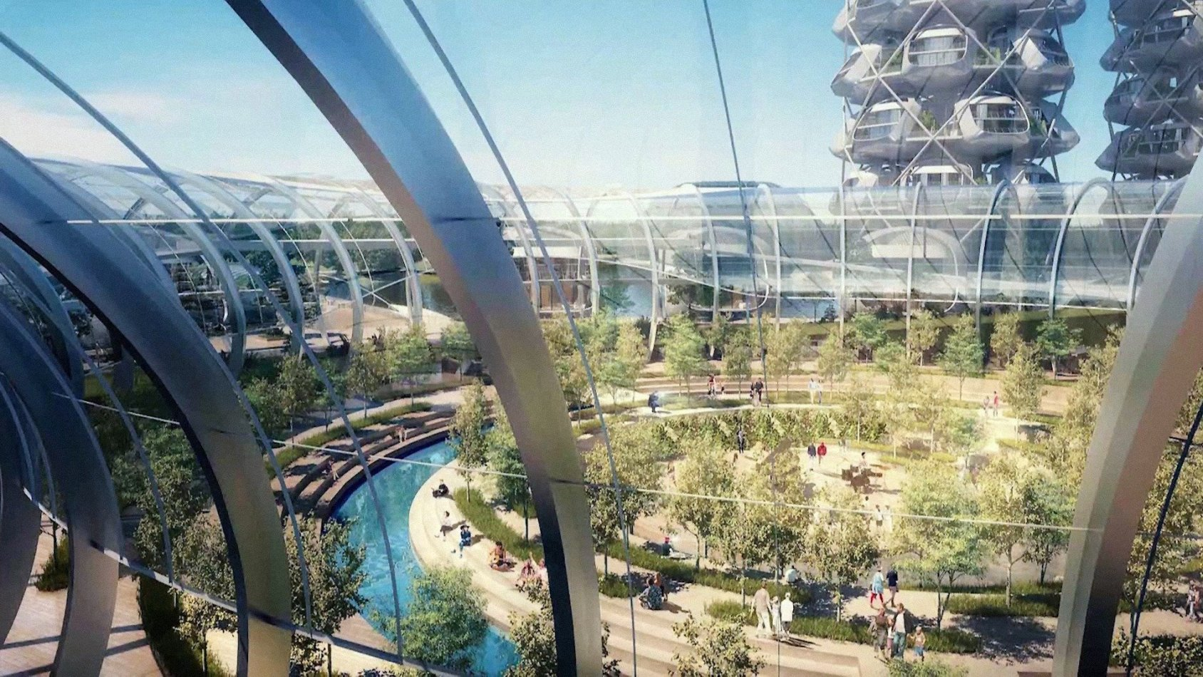 Singapore - Framtidsstaden