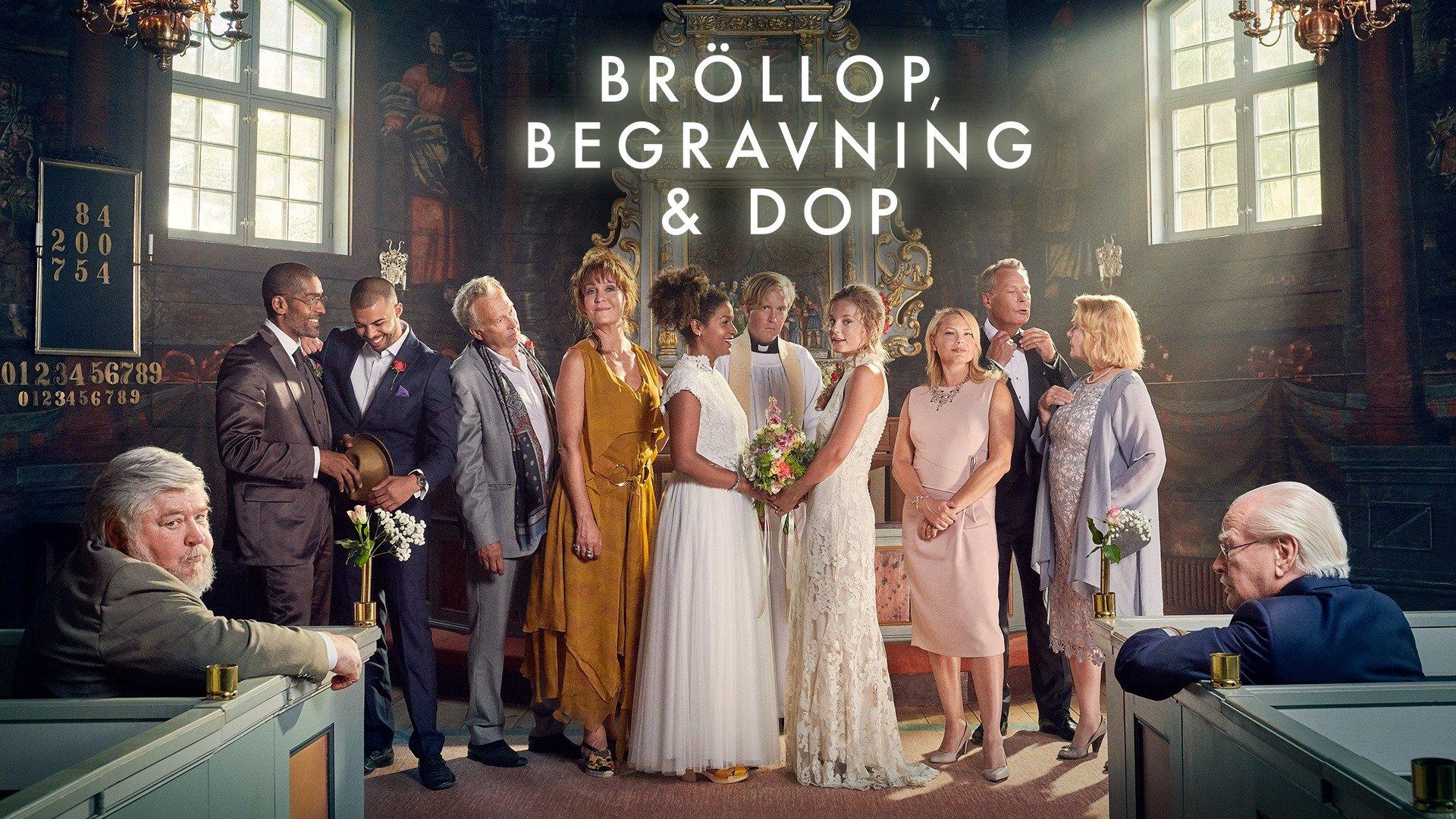 Bröllop, begravning och dop