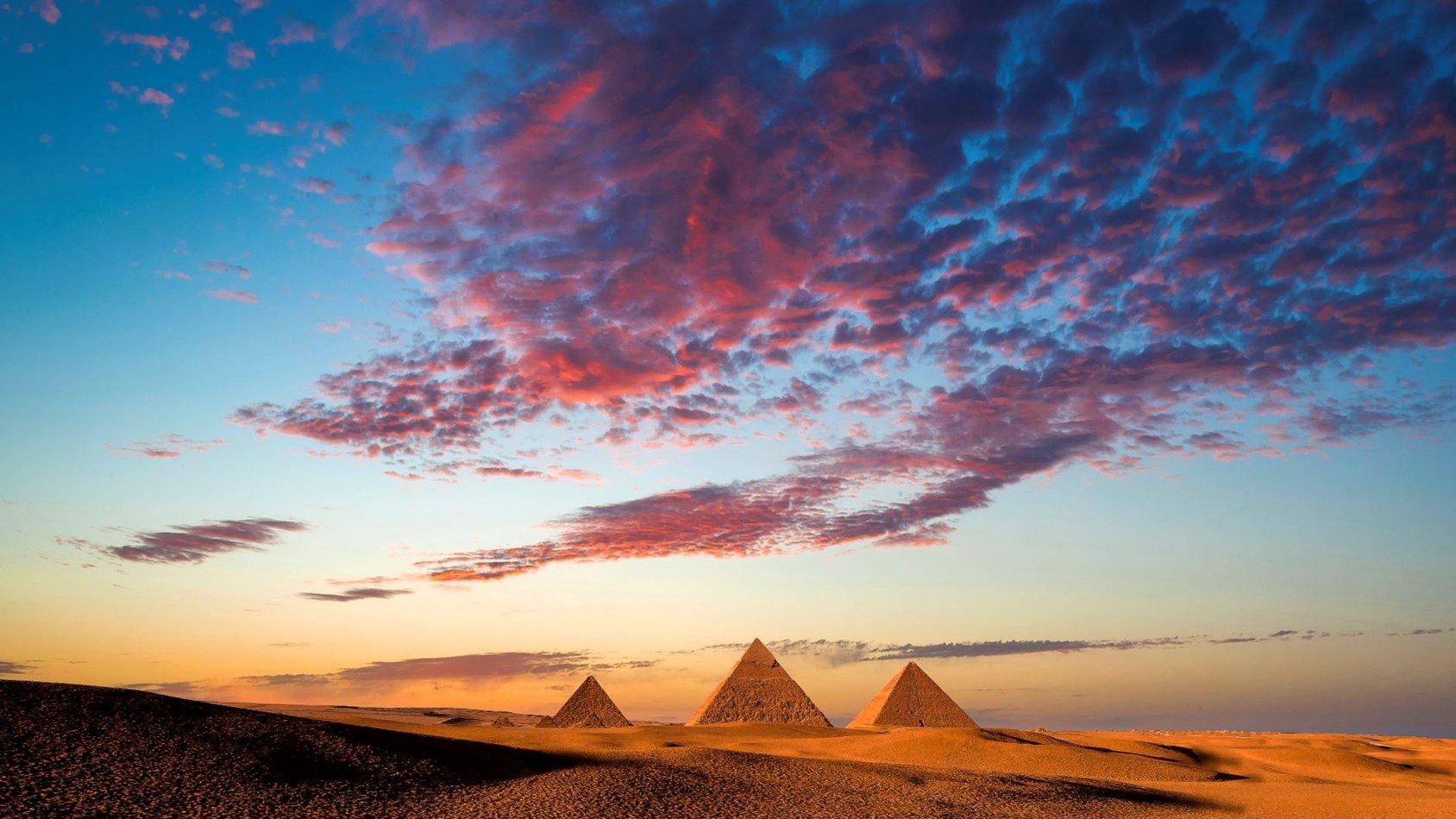 Egyptens oförklarade arkiv