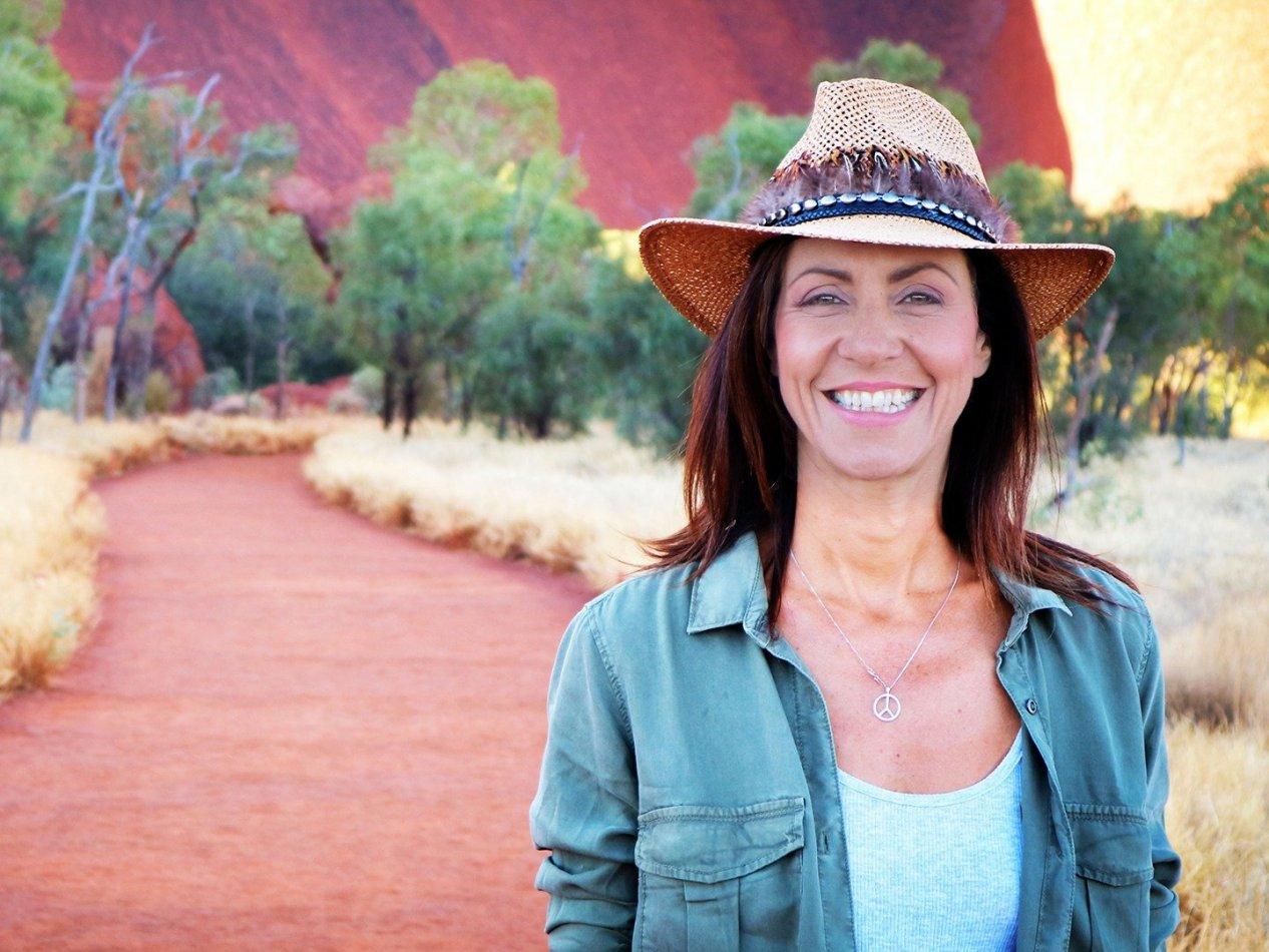 Australien runt med Julia Bradbury