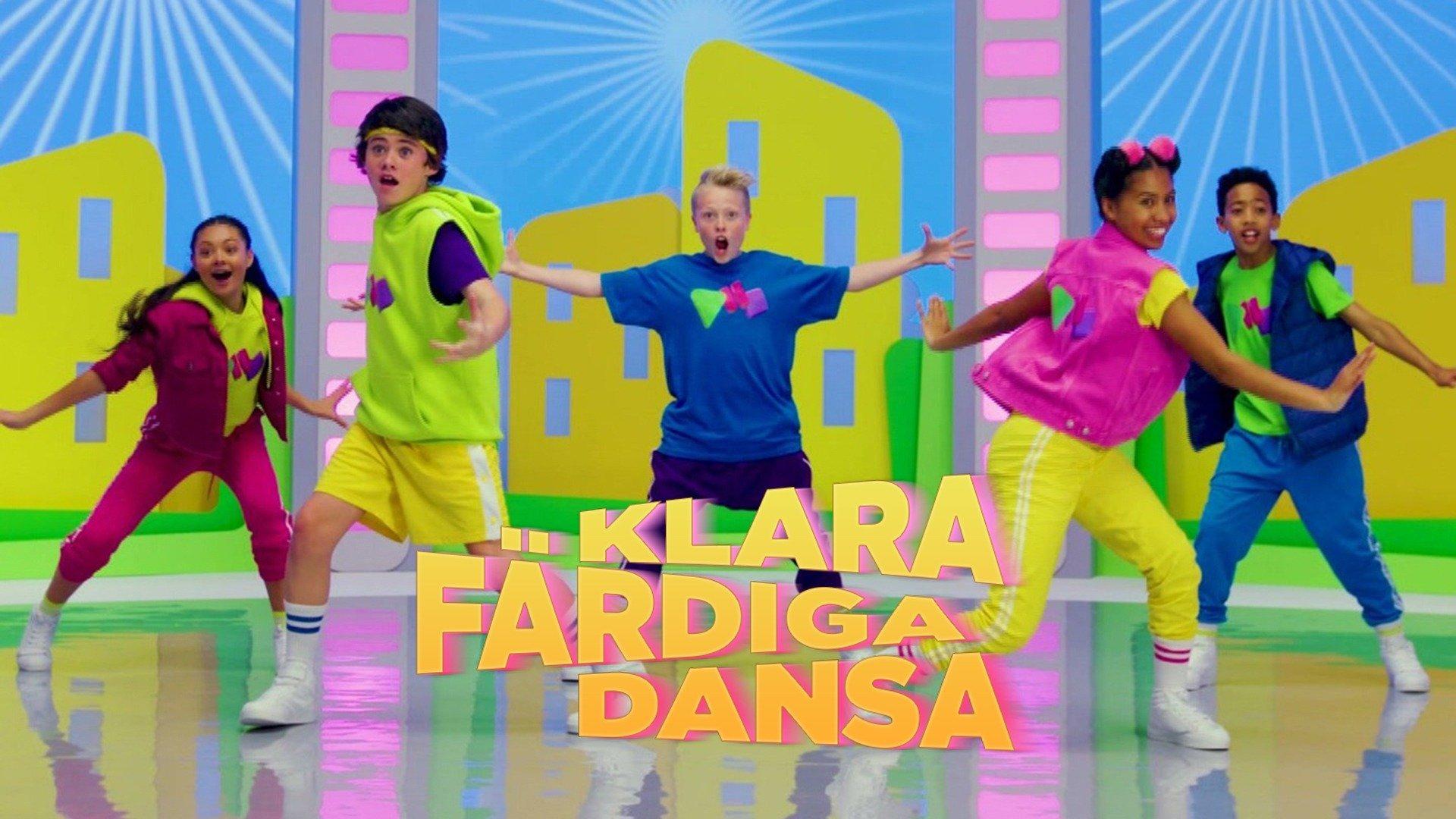 Klara Färdiga Dansa