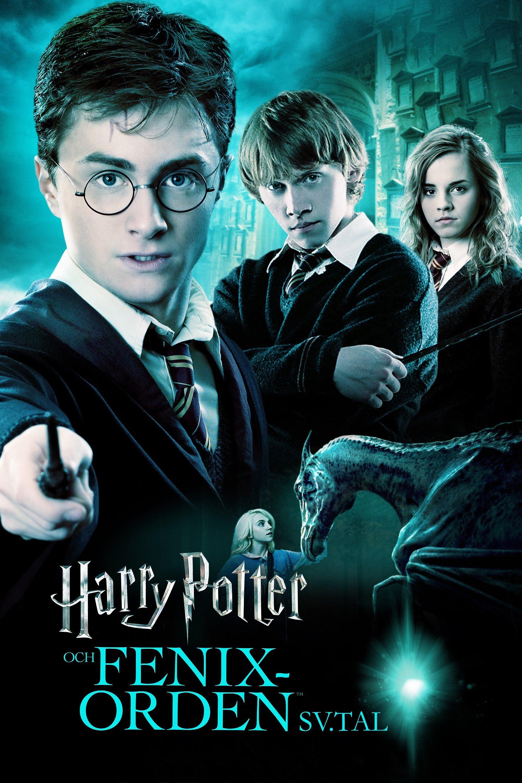 Harry Potter och Fenixorden - sv.tal