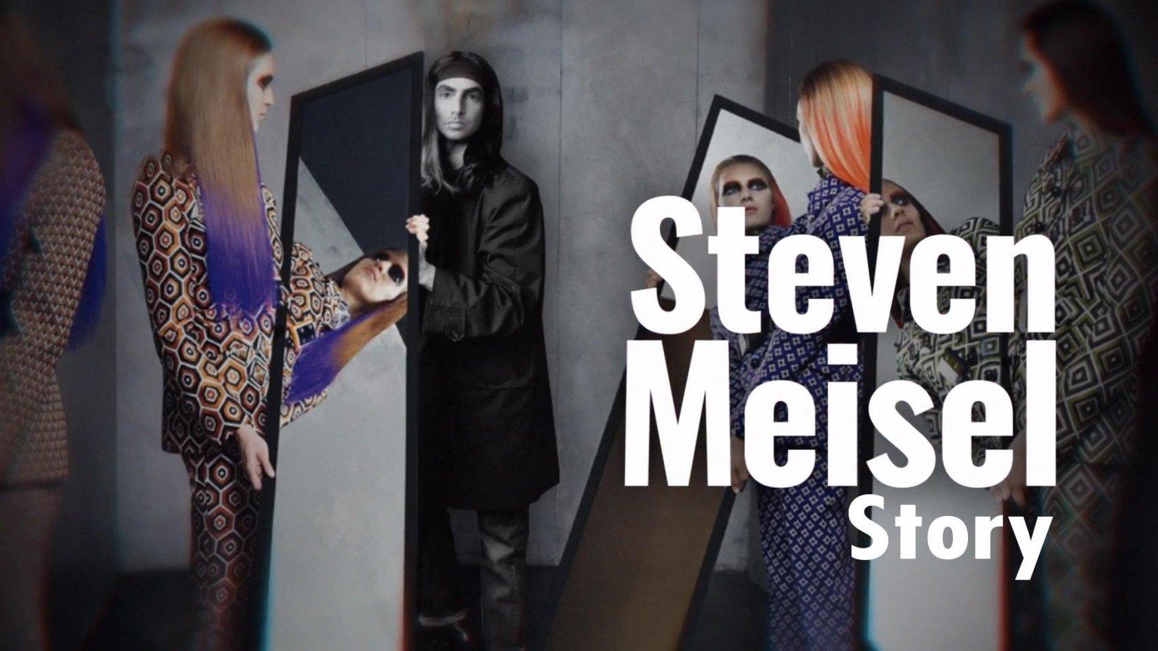 Steven Meisel Story