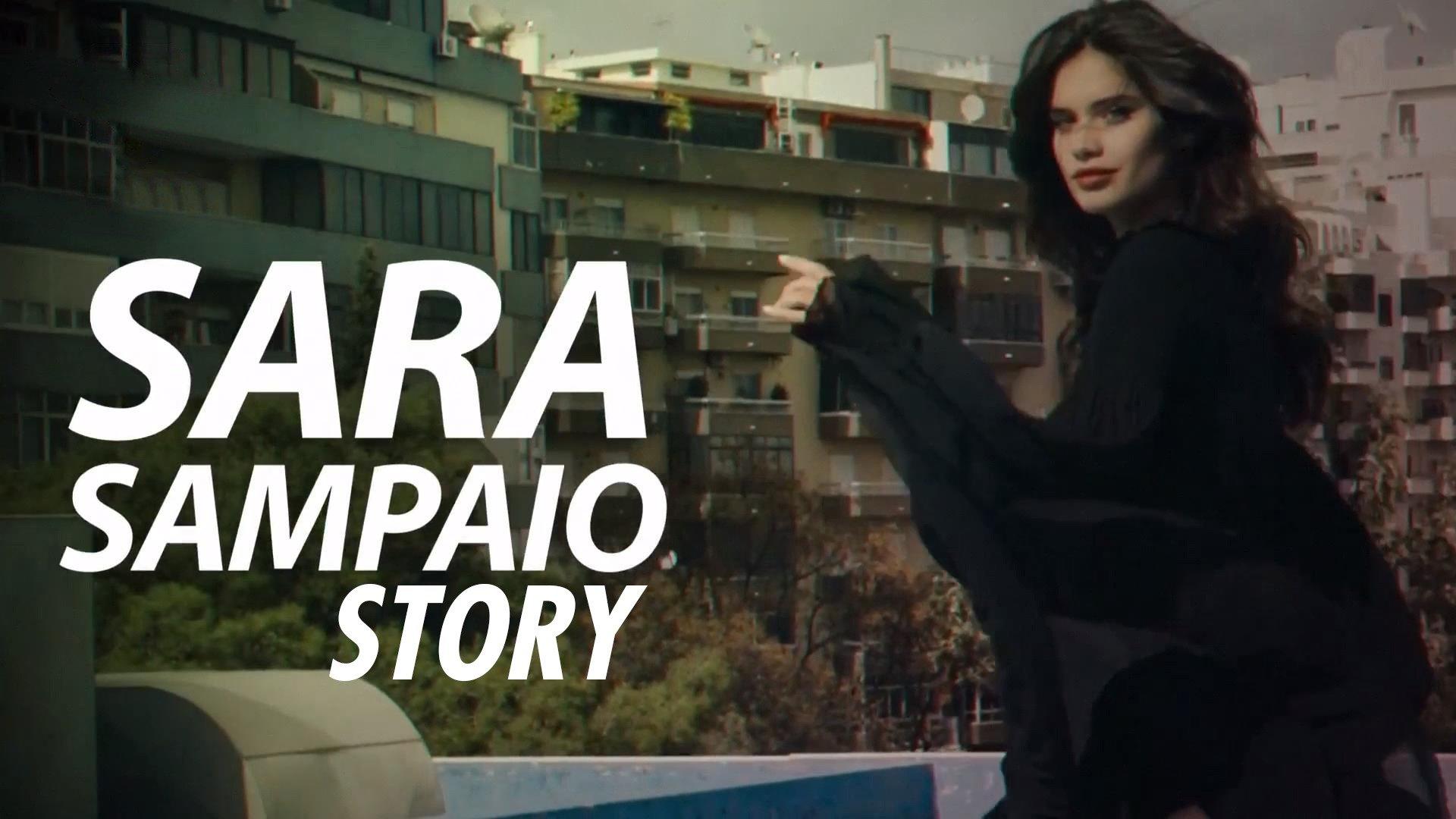 Sara Sampaio Story