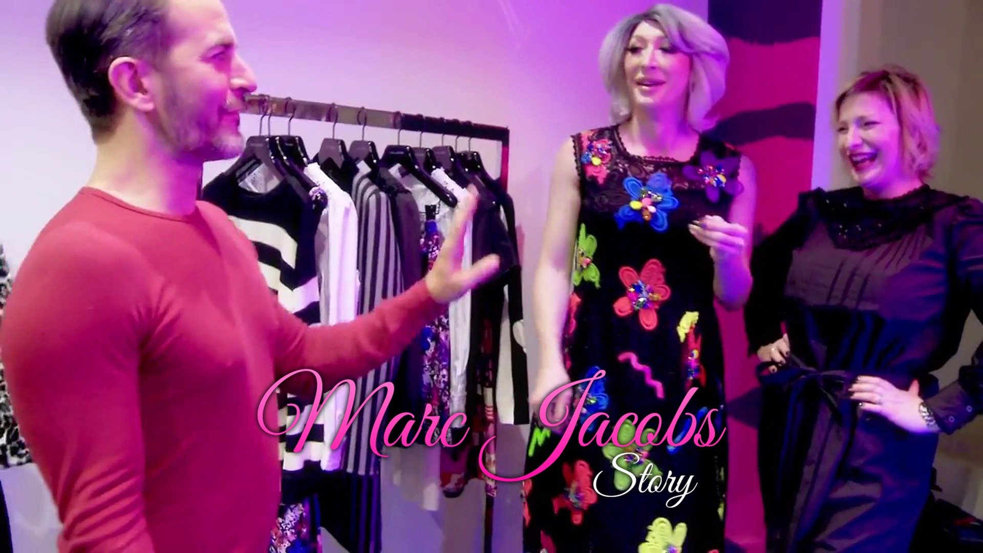 Marc Jacobs Story