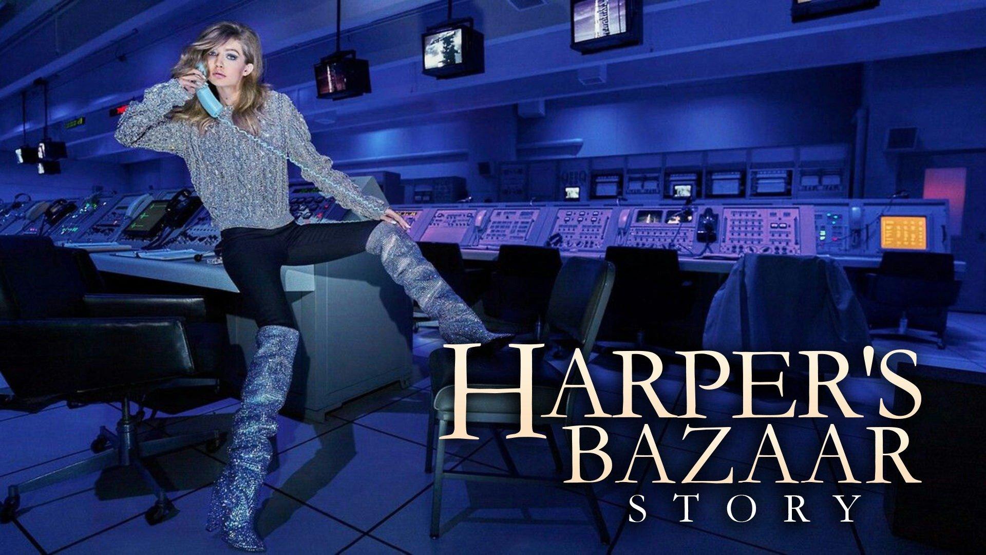 Harper's Bazaar Story