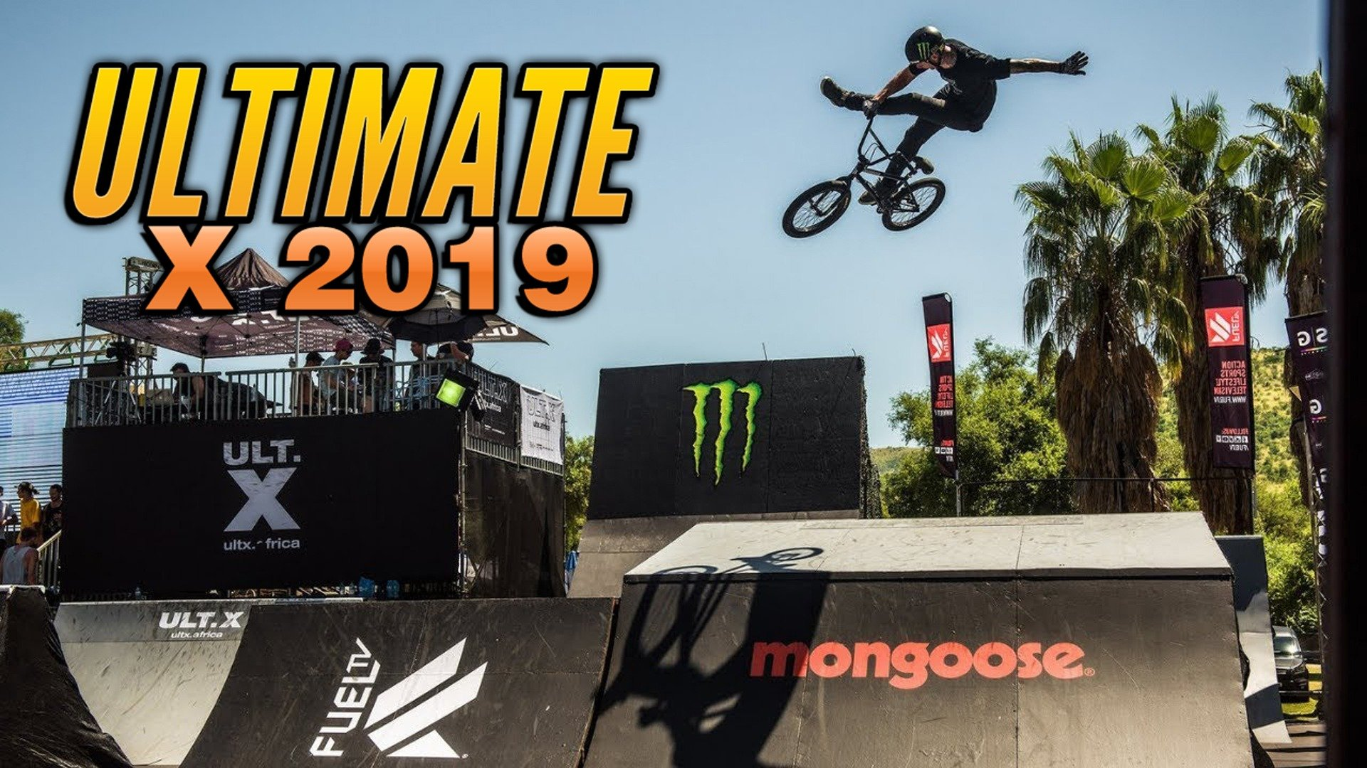 Ultimate X 2019