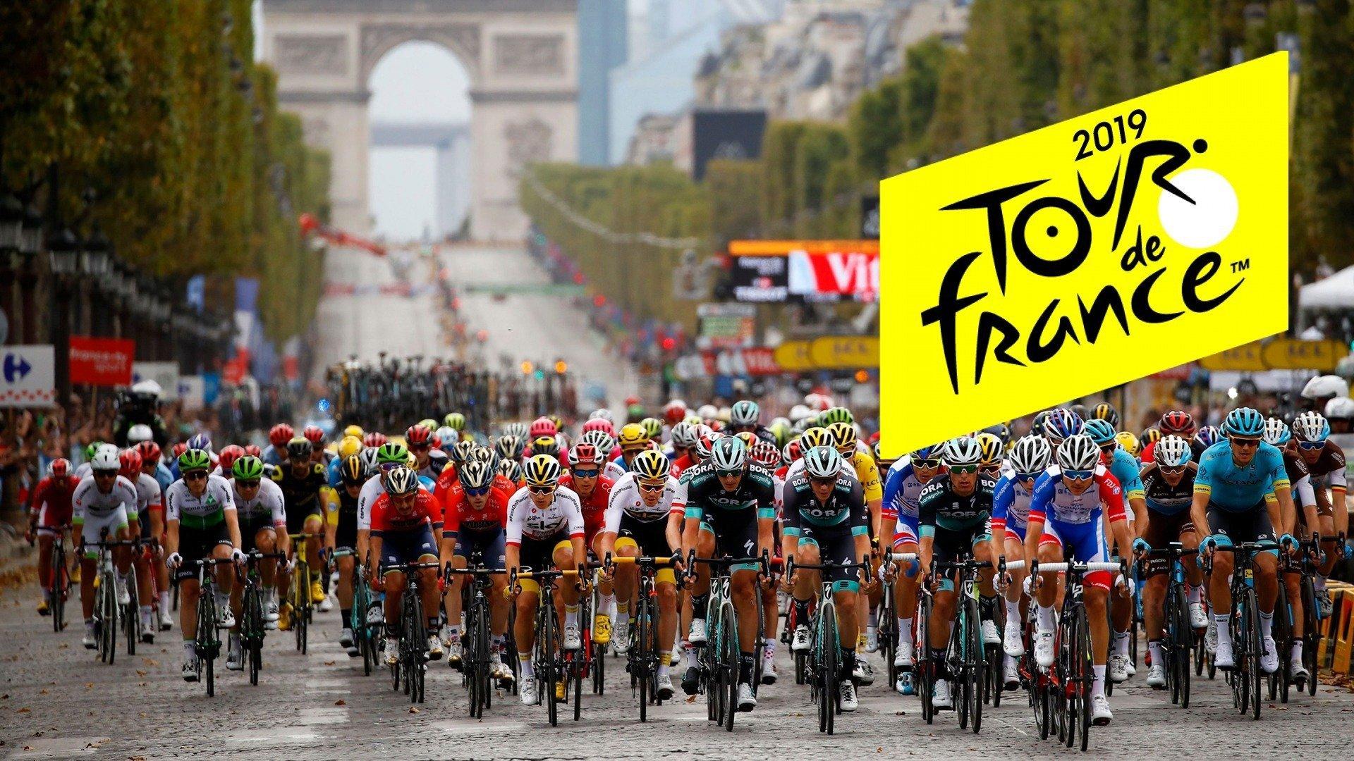 Cykelsport: Tour de France 2019