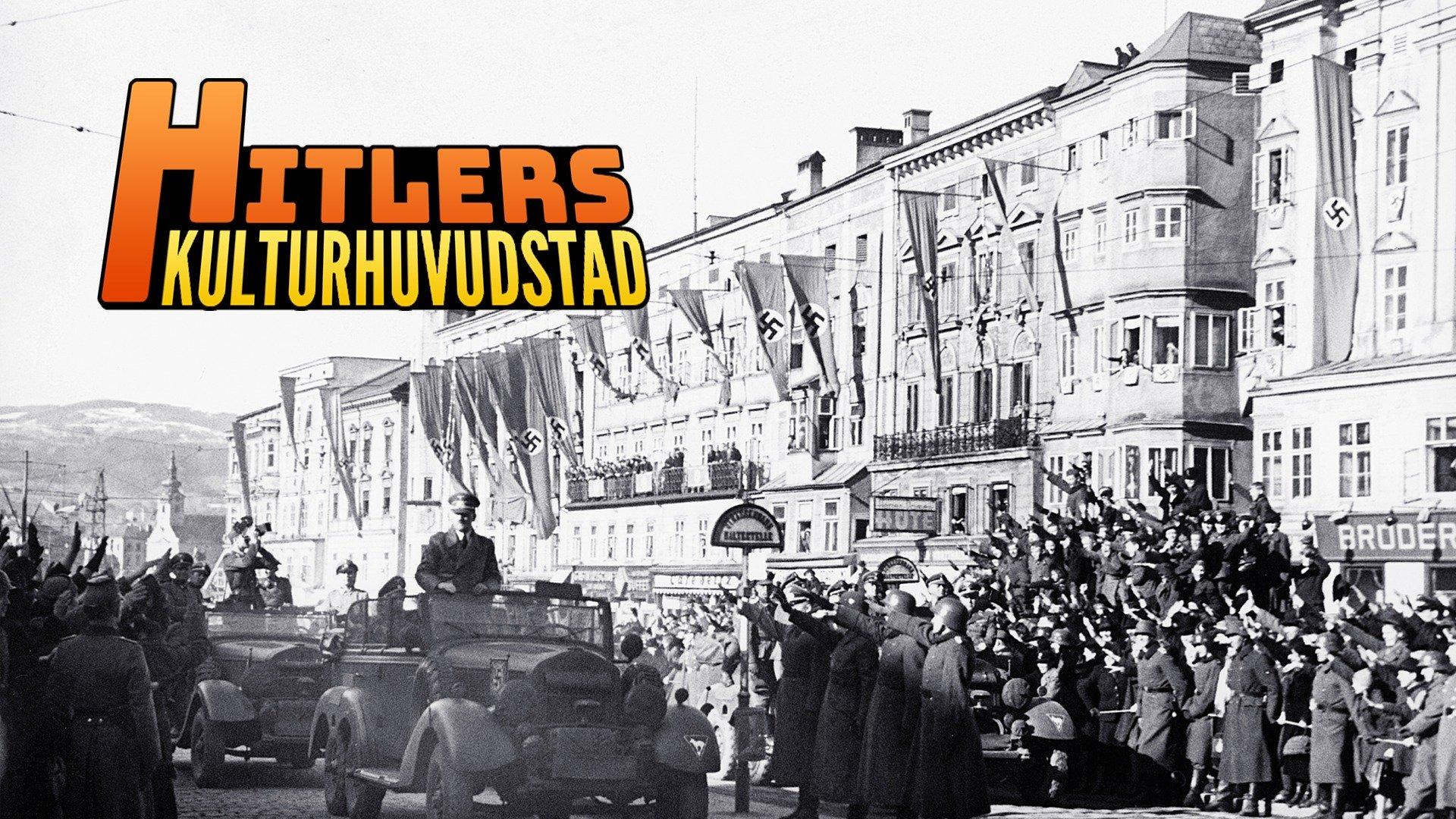 Hitlers kulturhuvudstad