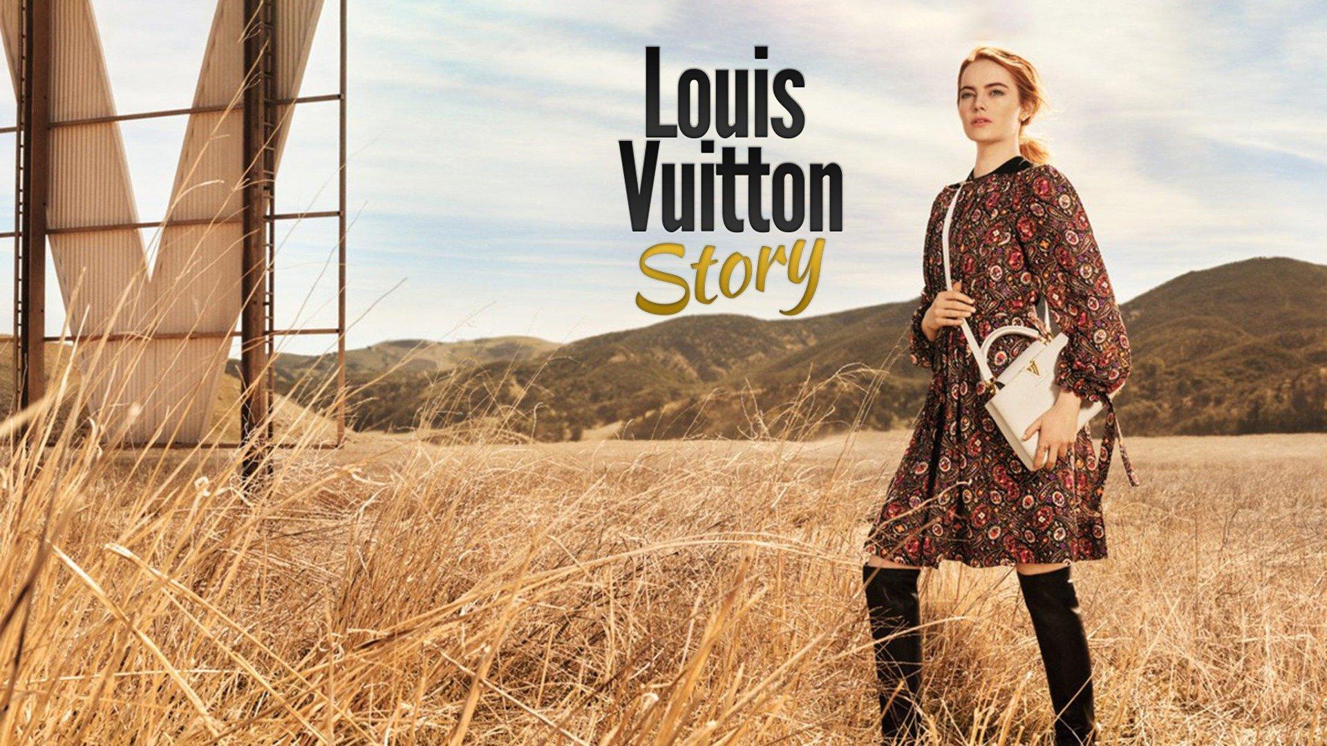 Louis Vuitton Story