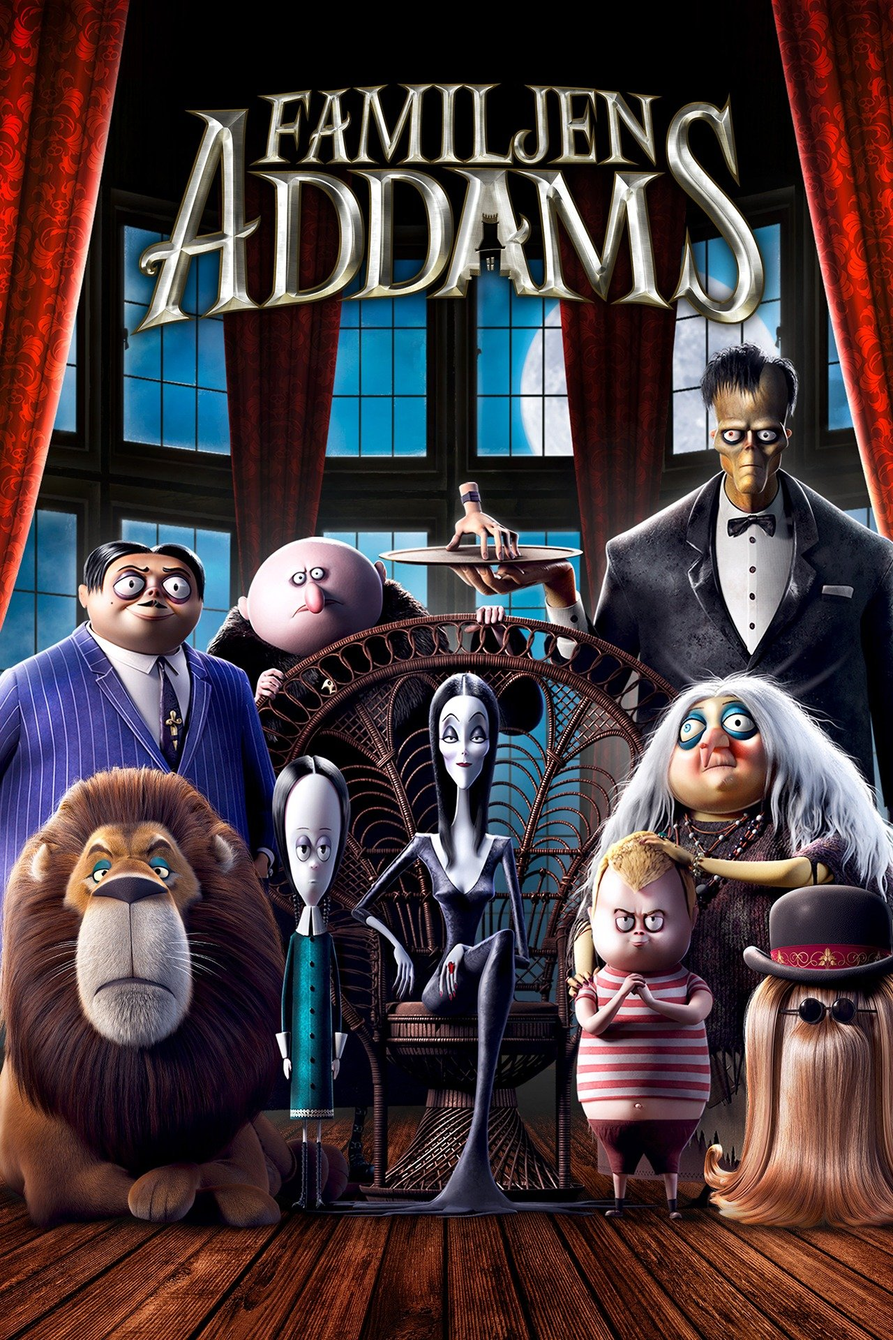Familjen Addams