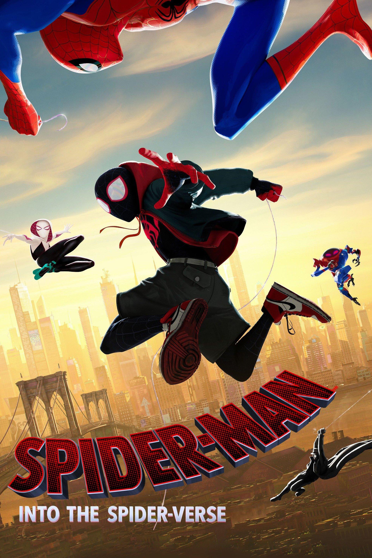 Spider-Man: Into the Spider-Verse - sv.tal