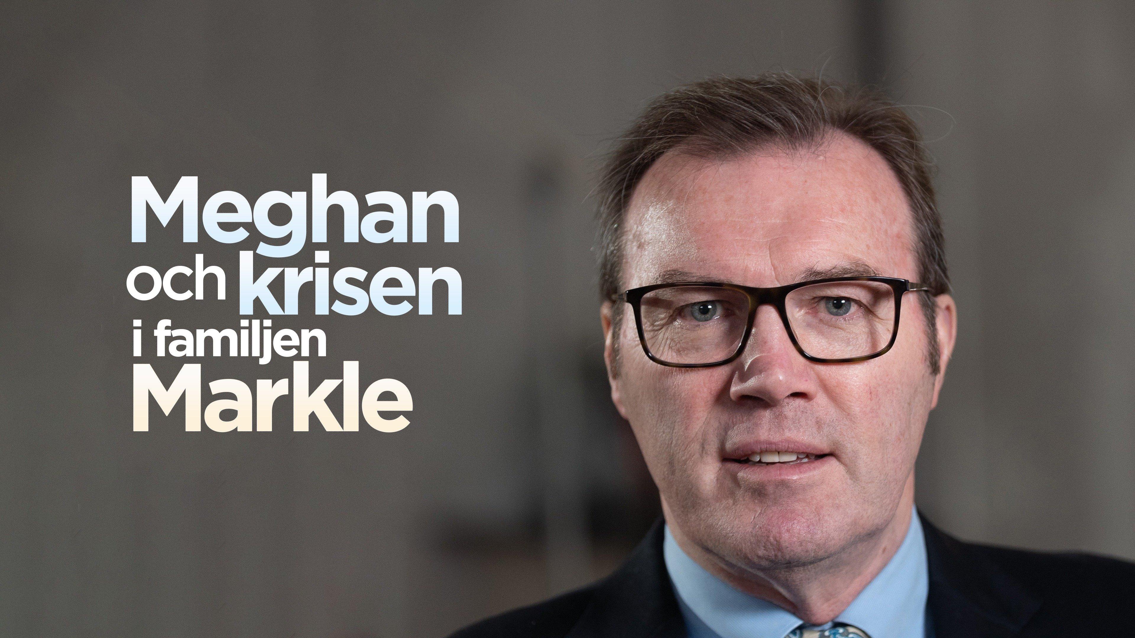 Meghan och krisen i familjen Markle