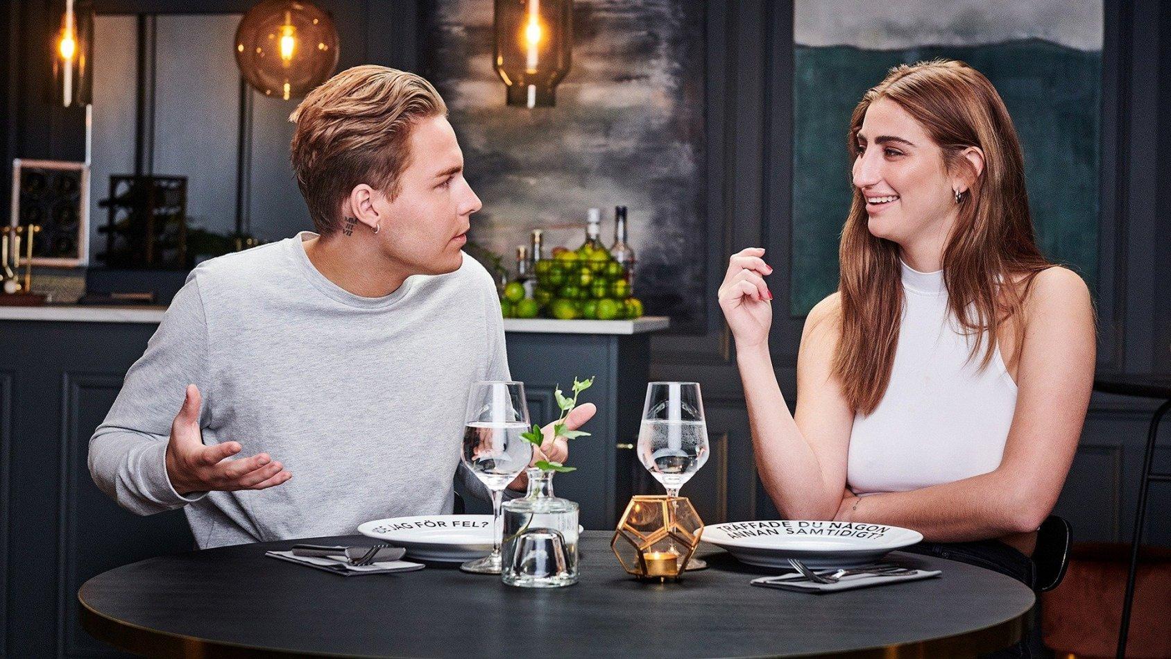 Middag med mitt ex